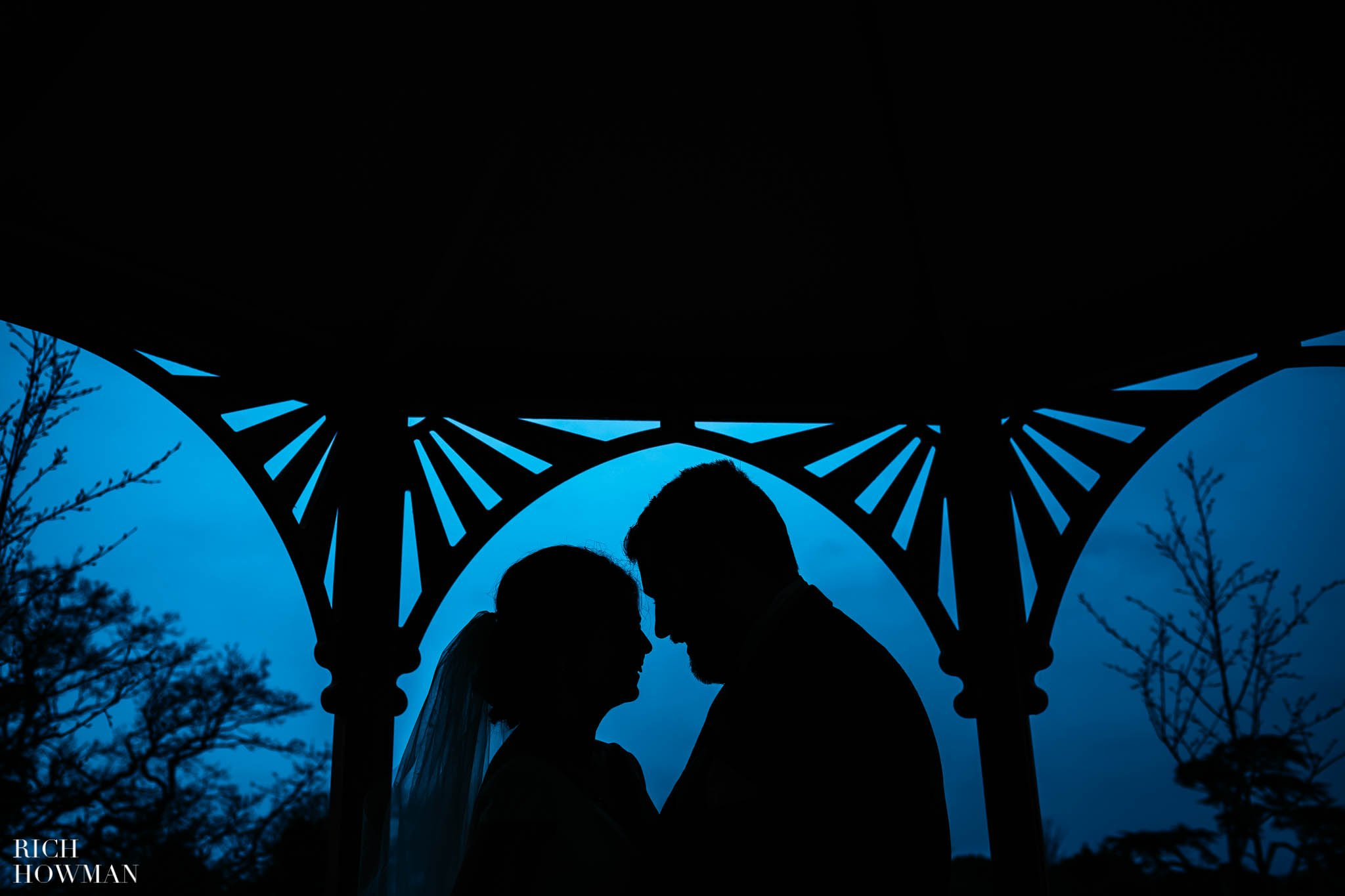 Clevedon Hall Wedding in Somerset by Wedding Photographer Rich Howman