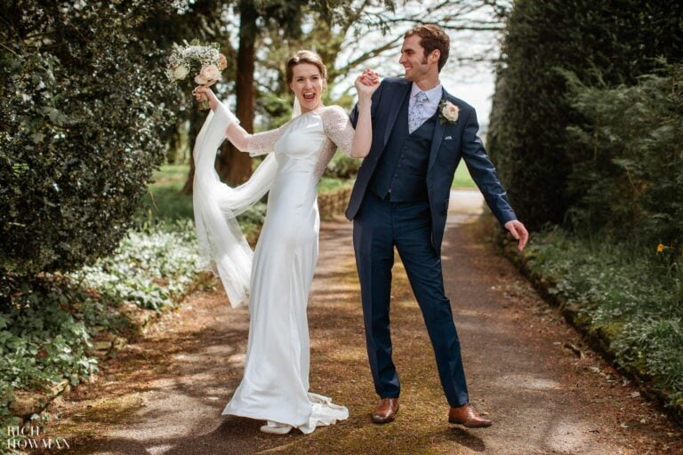 Great Tythe Barn Wedding in Tetbury