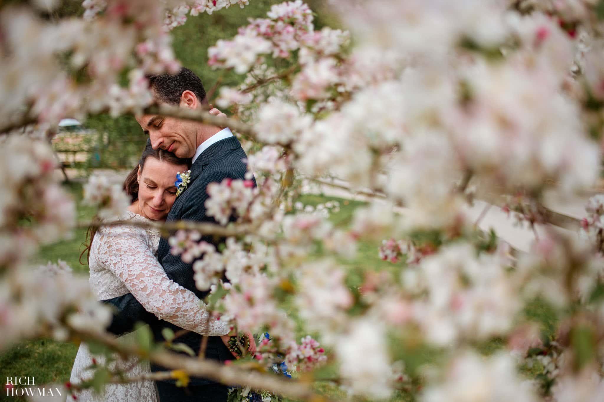 hampstead heath wedding photos