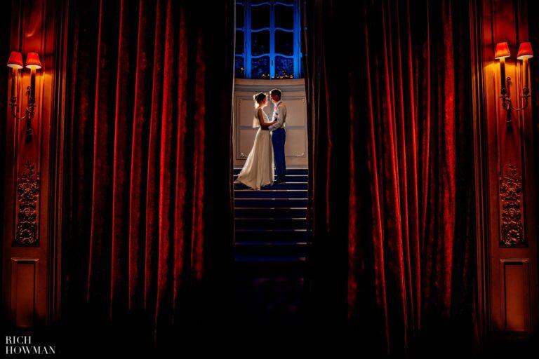 Savile Club Wedding Photographer in Mayfair