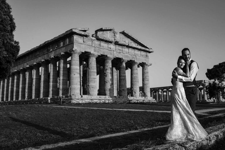 Paestum Wedding Photographer
