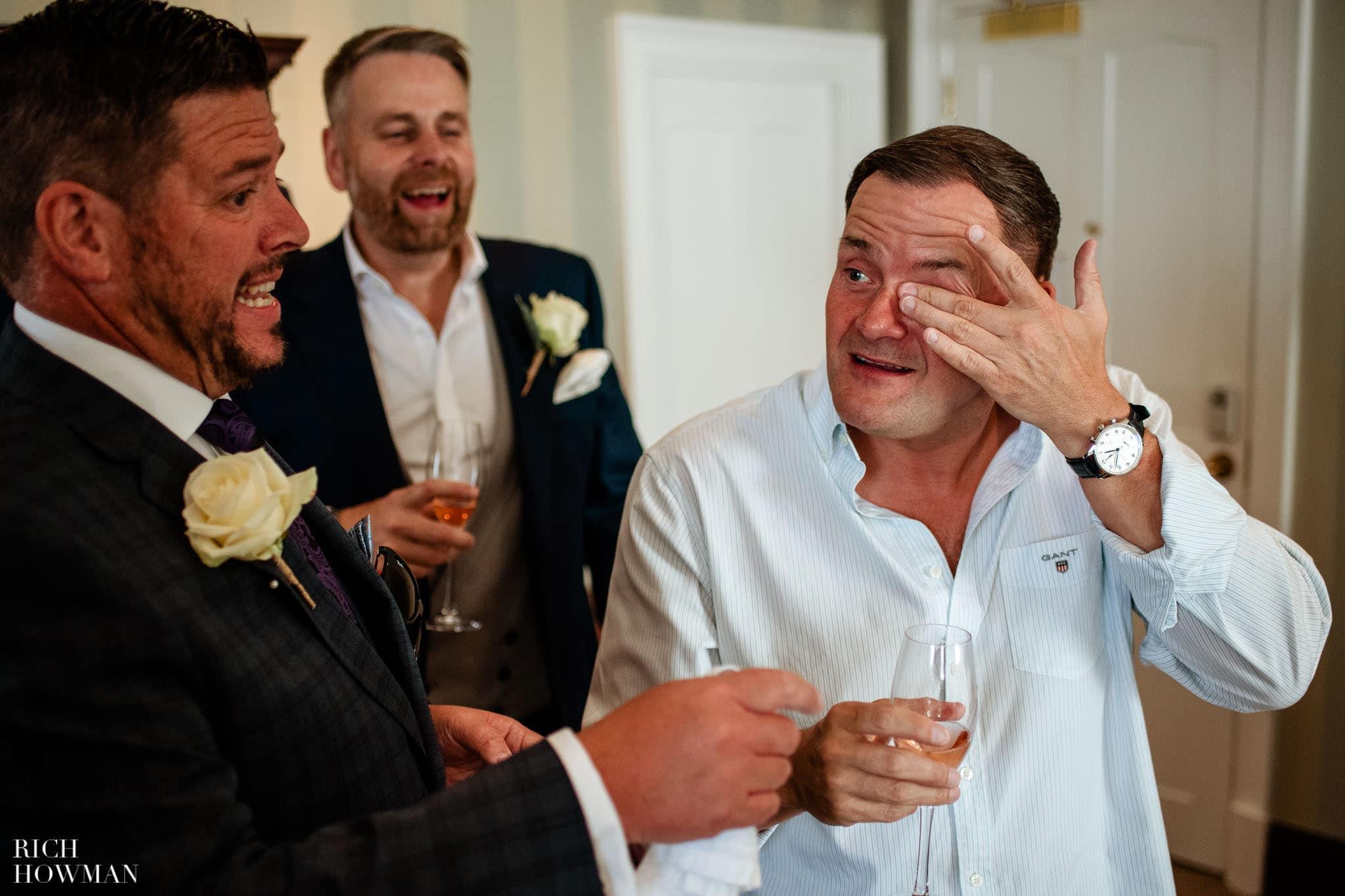 Ellenborough Park Wedding Photographer in Cheltenham 14