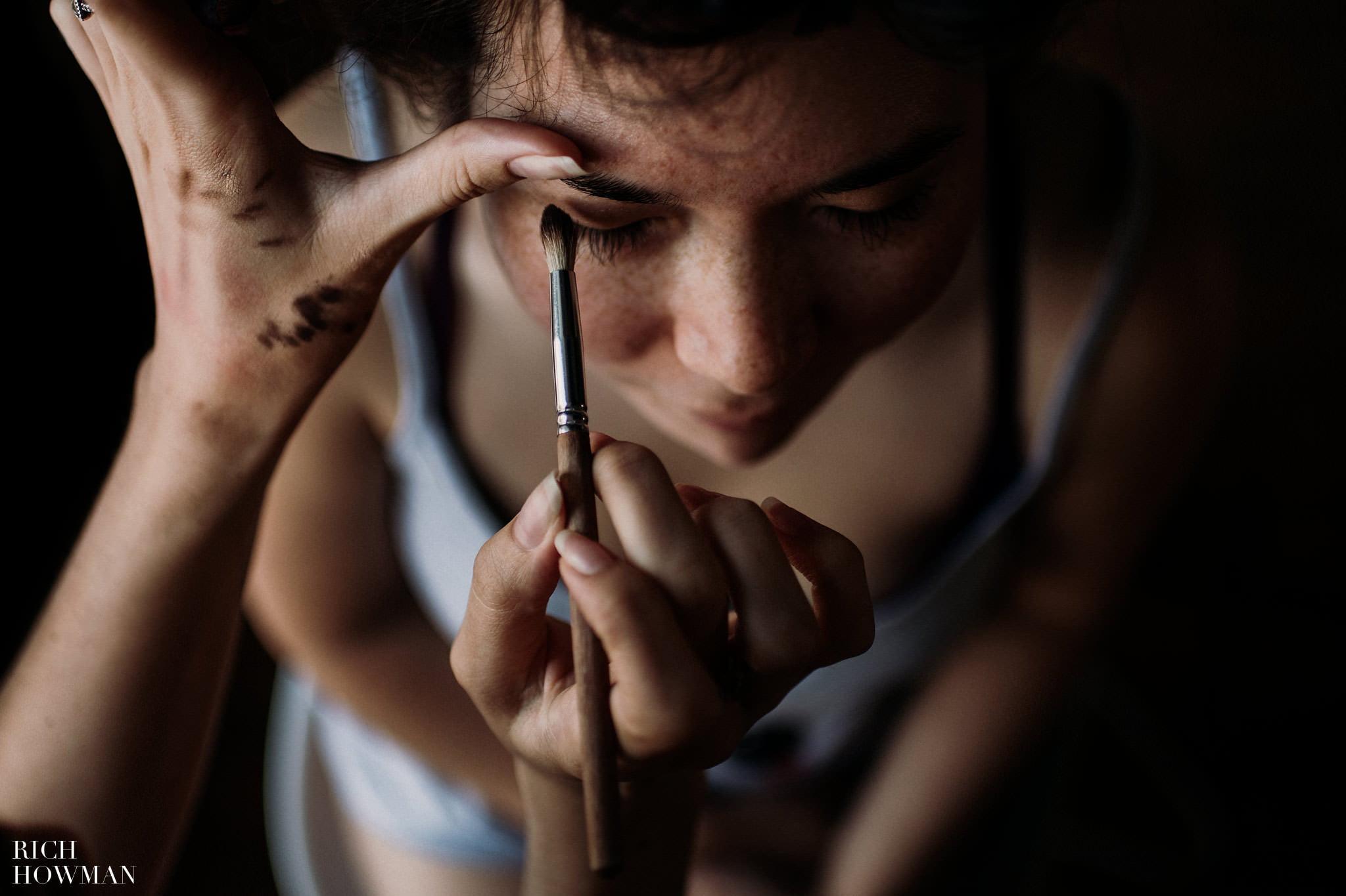 Wedding make up artist in Bath
