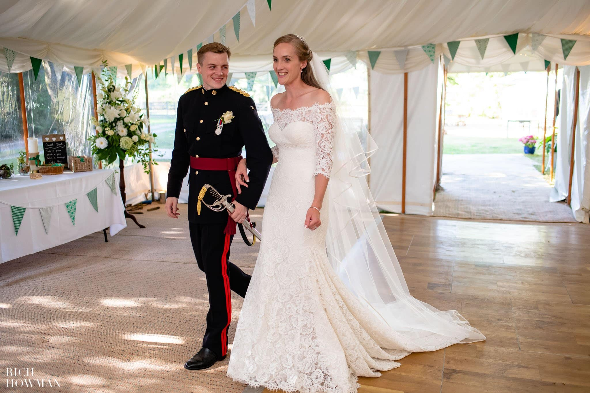 Military Wedding Photographers 524