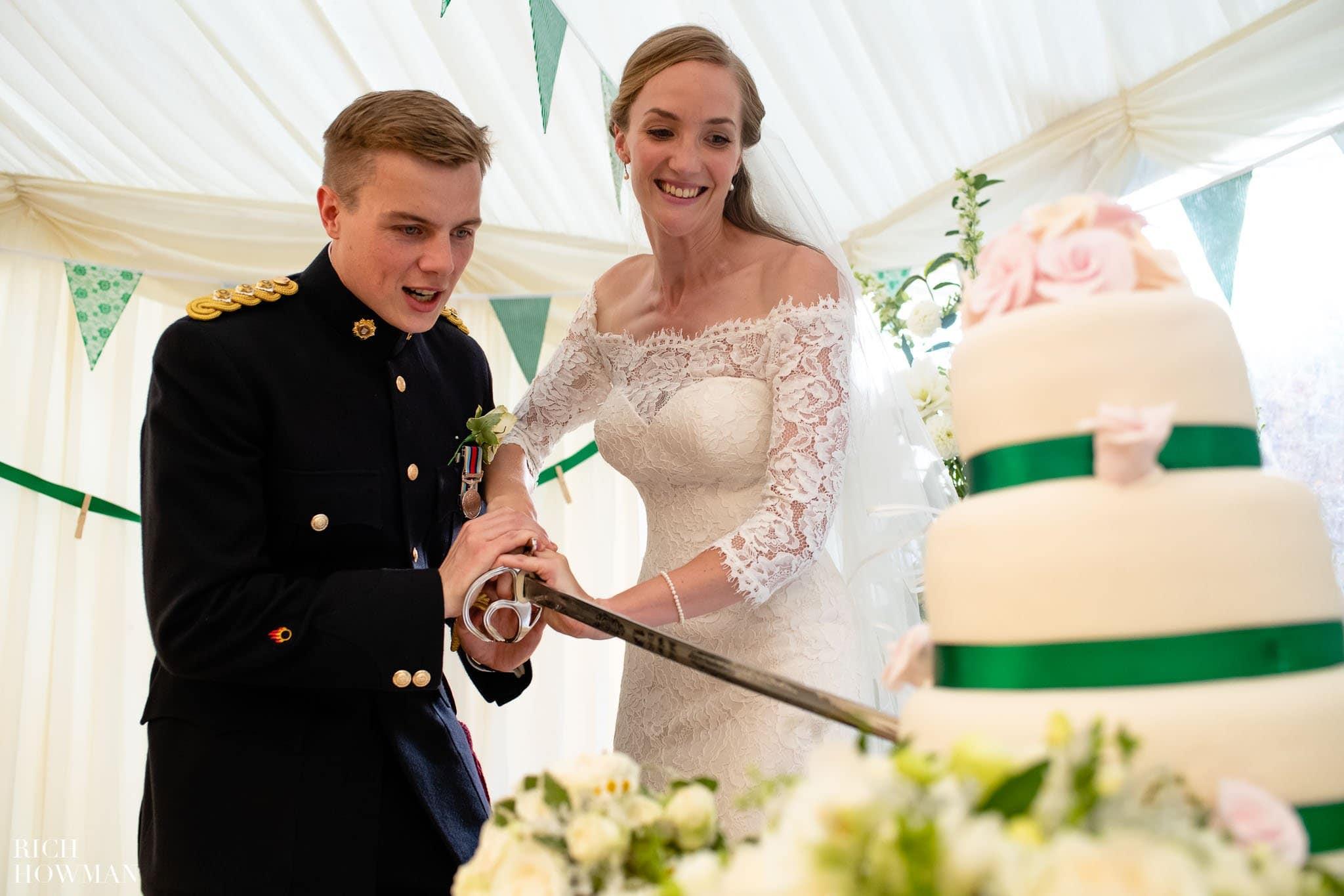 Military Wedding Photographers 526