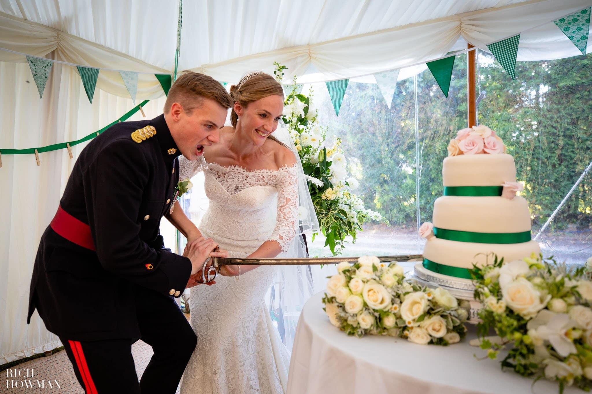 Military Wedding Photographers 527