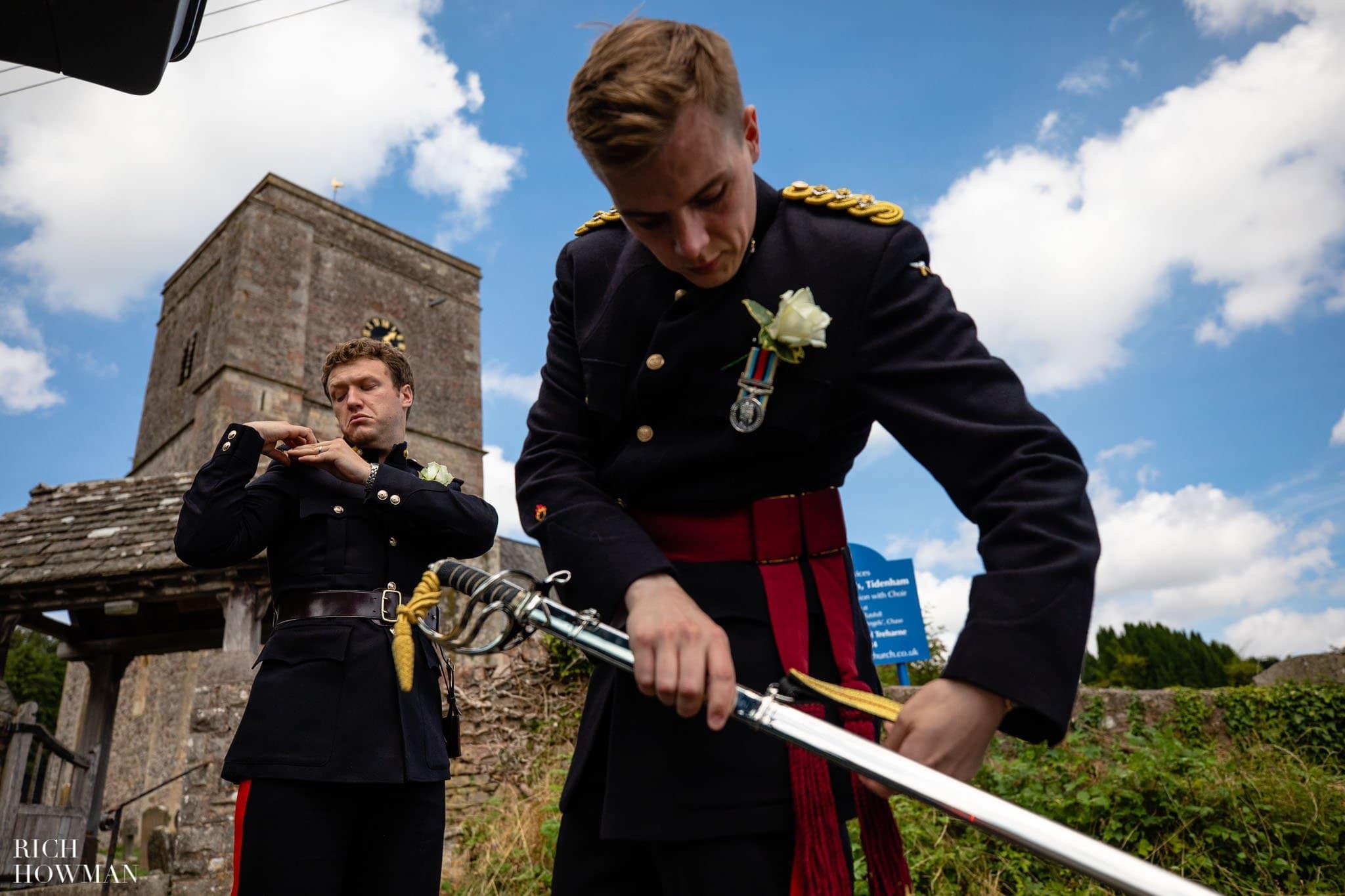 Military Wedding Photographers 462