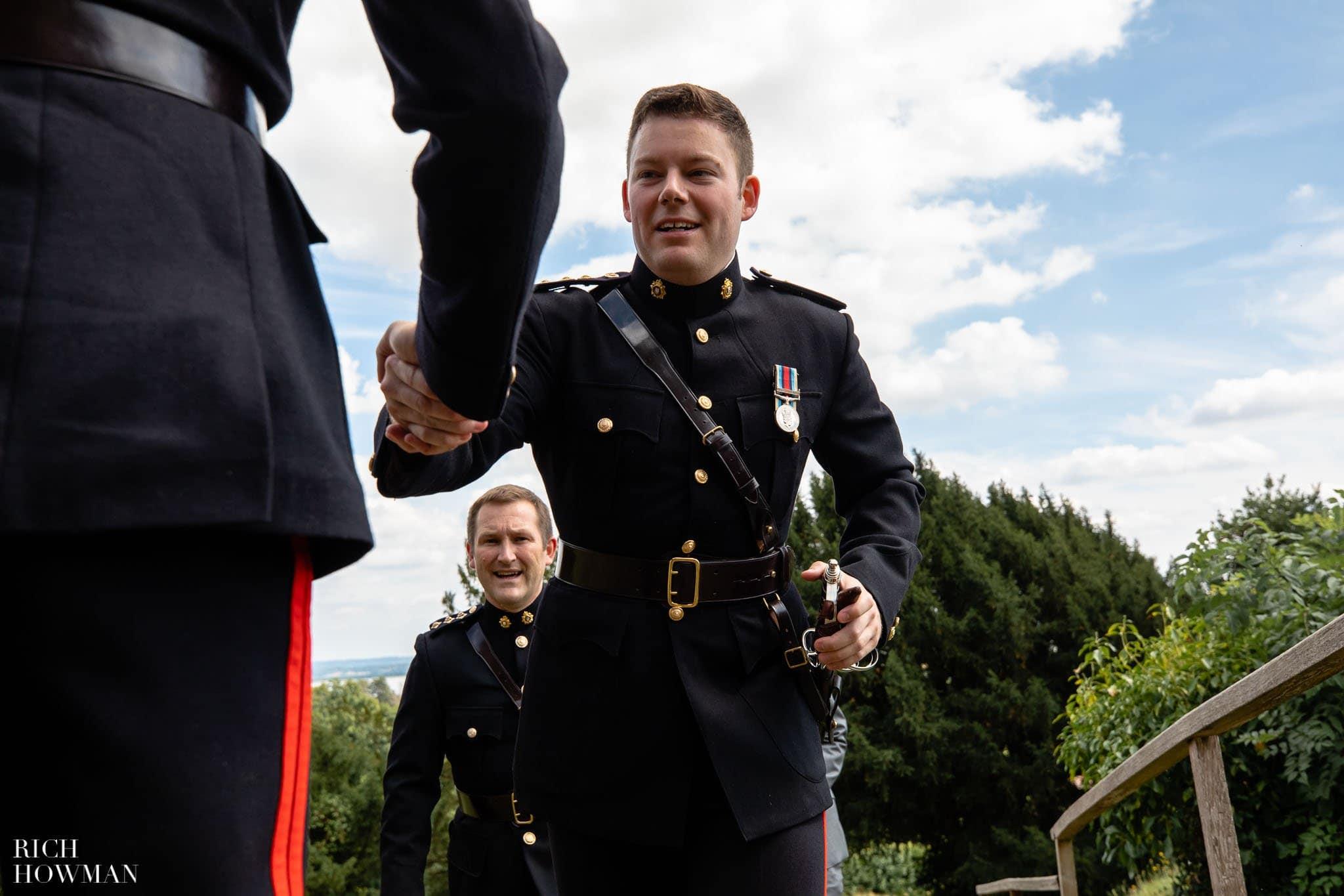 Military Wedding Photographers 470