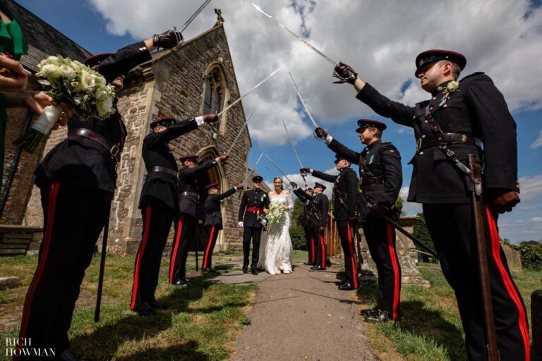 Military Wedding Photographers