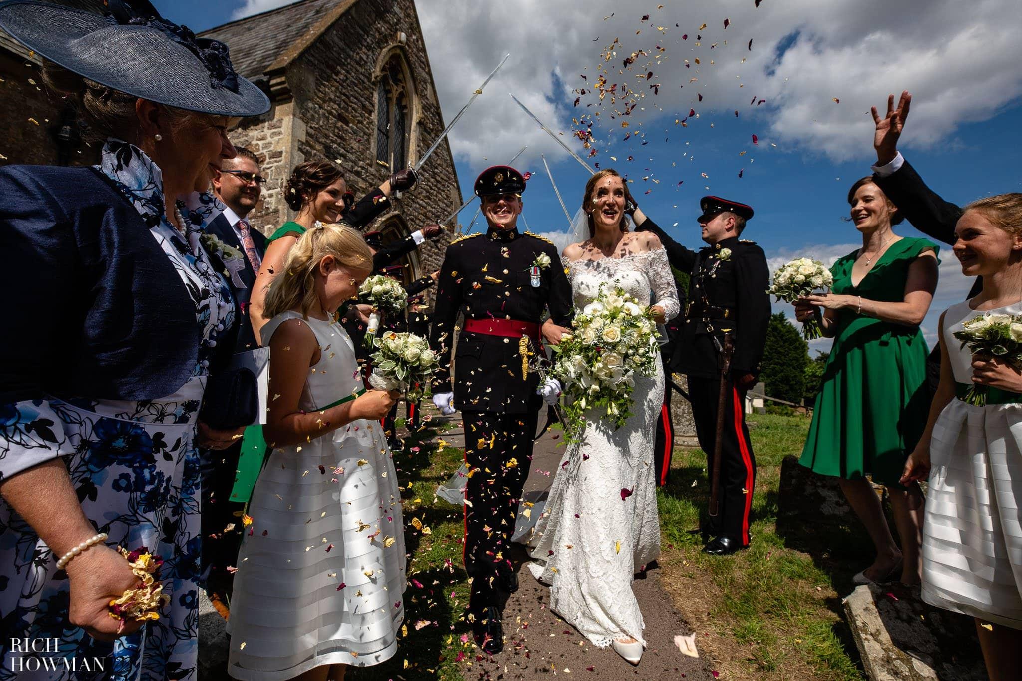 Military Wedding Photographers 500
