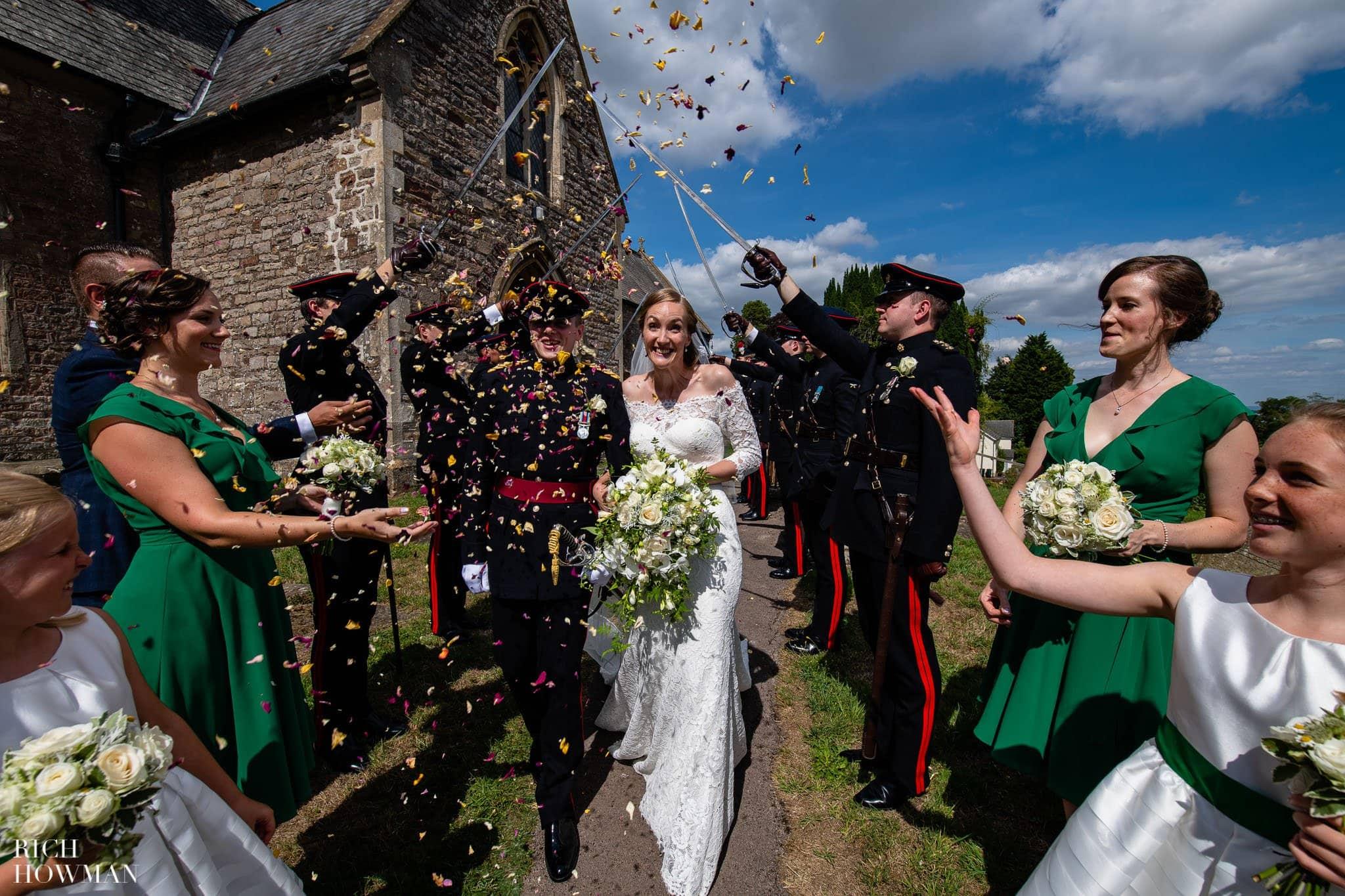 Military Wedding Photographers 501