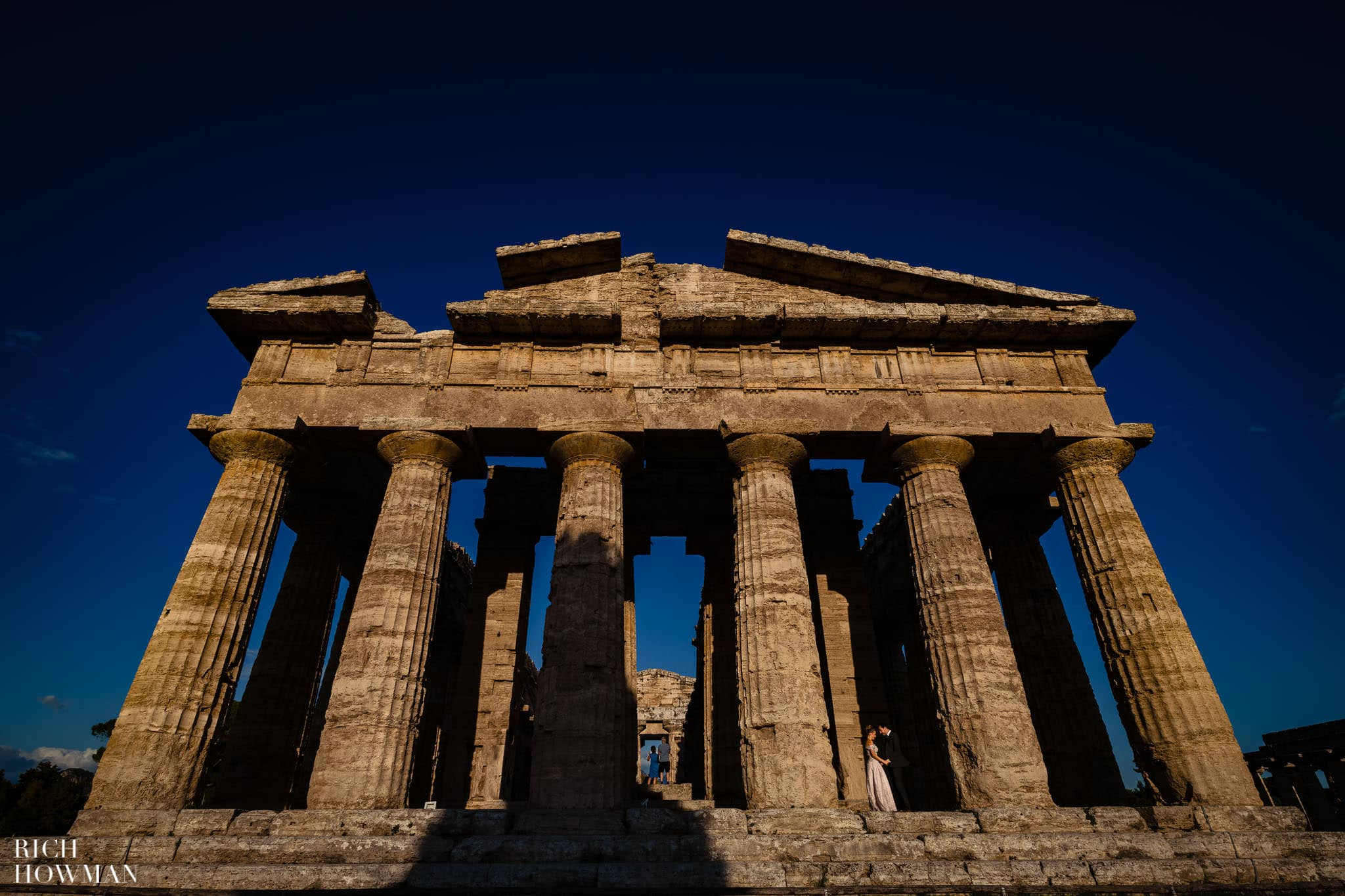 Paestum Temples Wedding Photographer 1