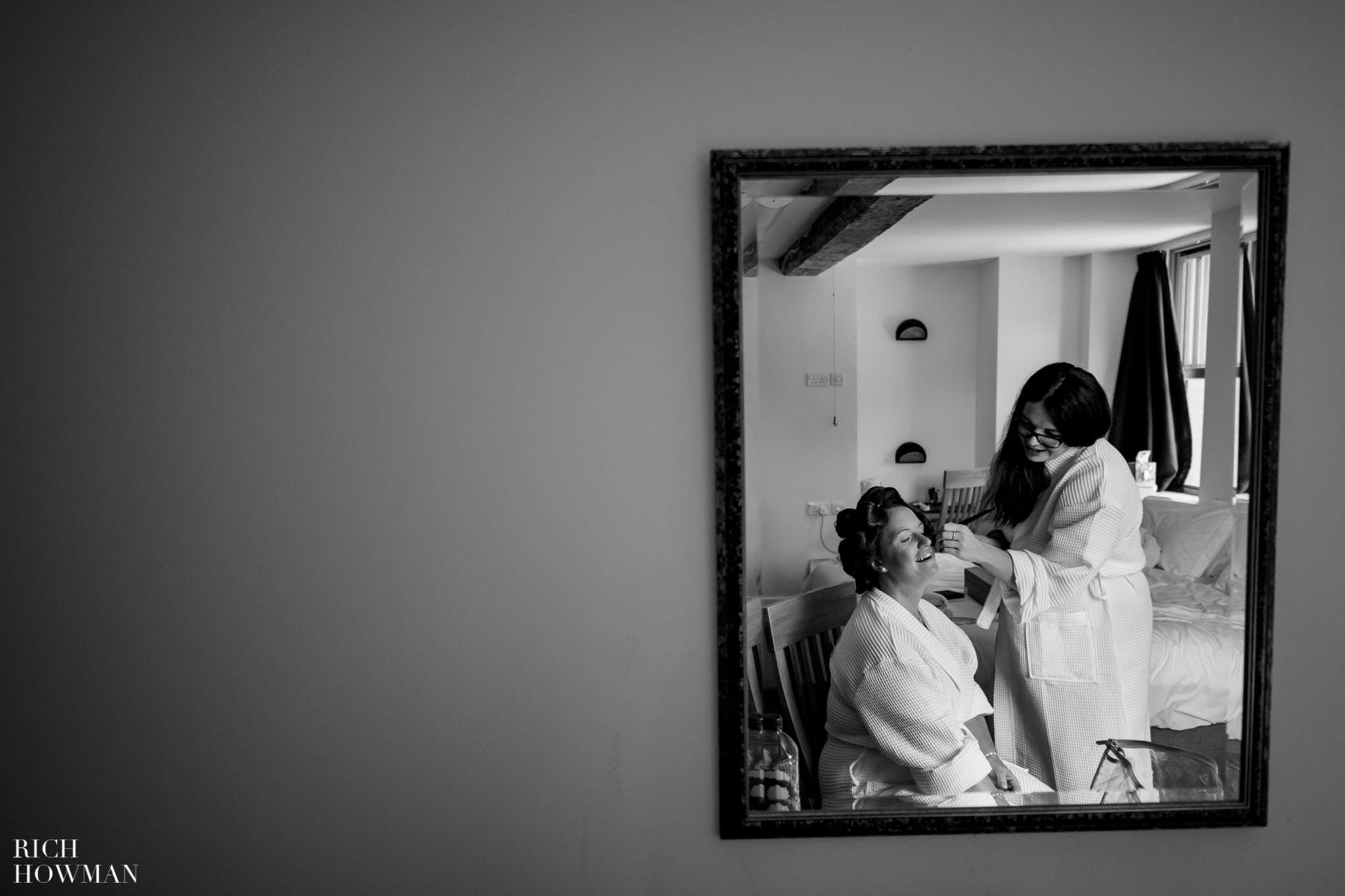 Wedding Photographers Bristol Wedding at Folly Farm