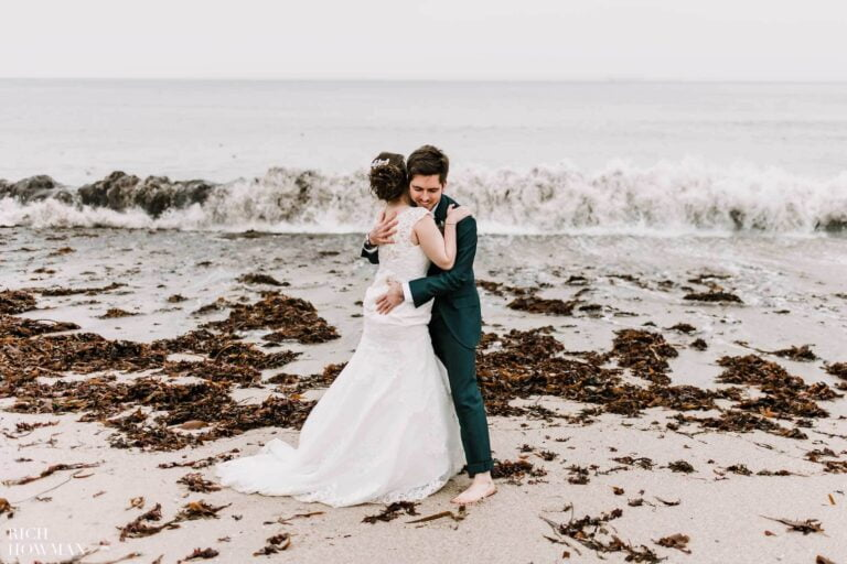 Falmouth Merchants Manor Hotel & Beach Wedding photos