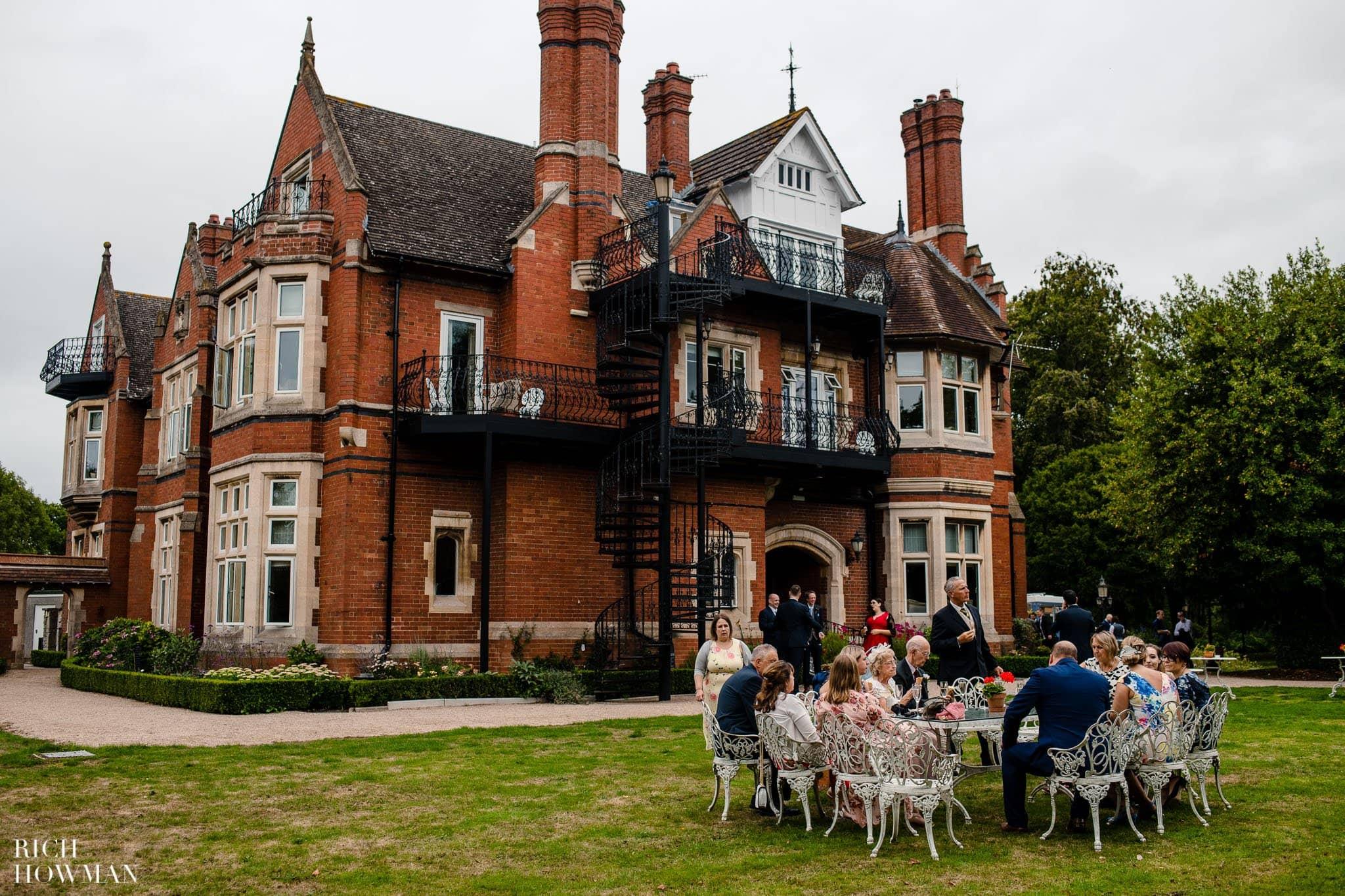 Berwick Lodge Wedding Photographers