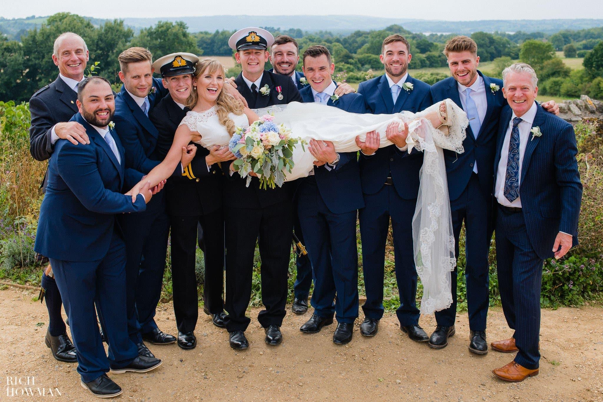 Royal Navy Wedding Photographers 599