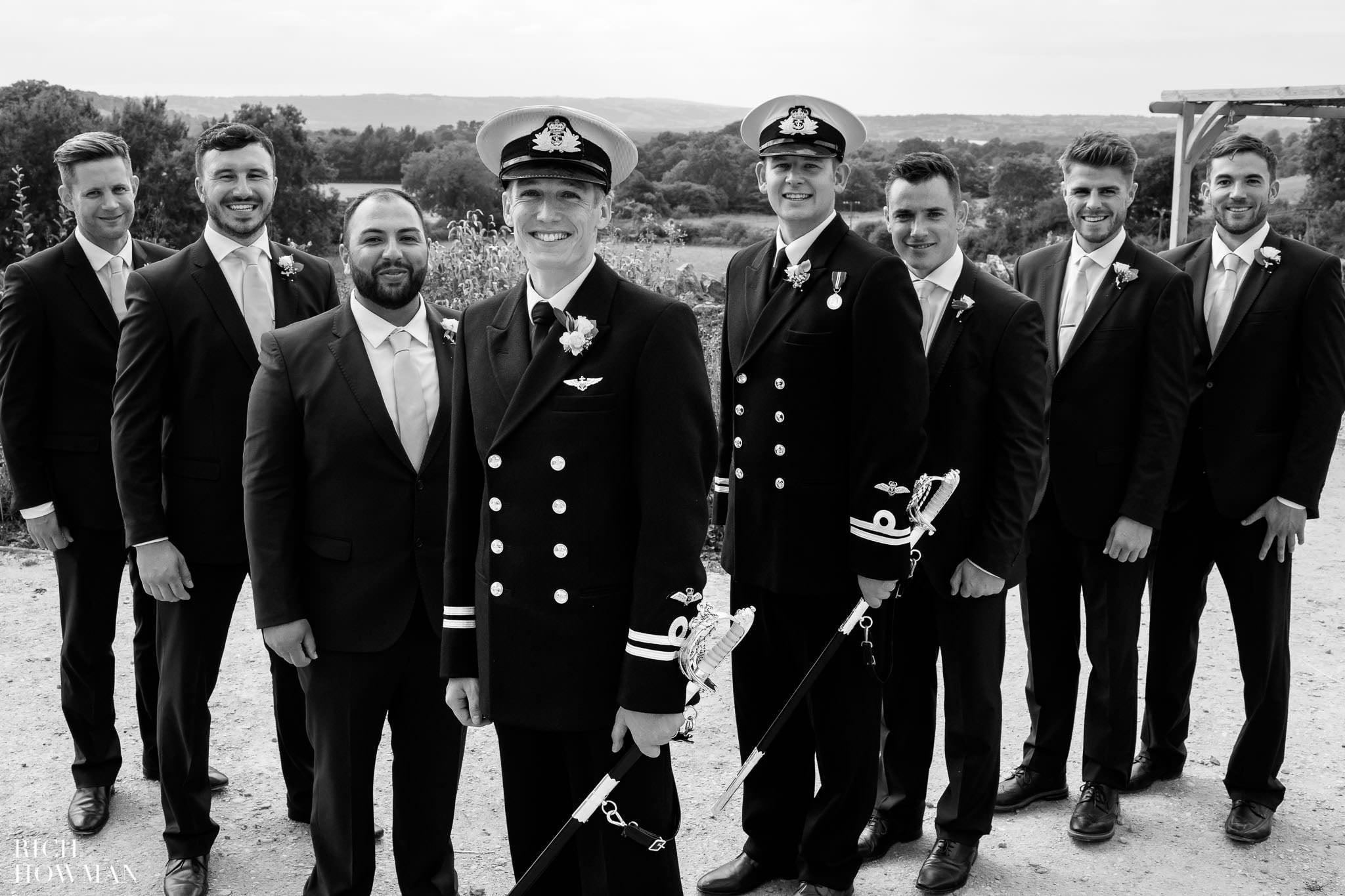 Royal Navy Wedding Photographers 600