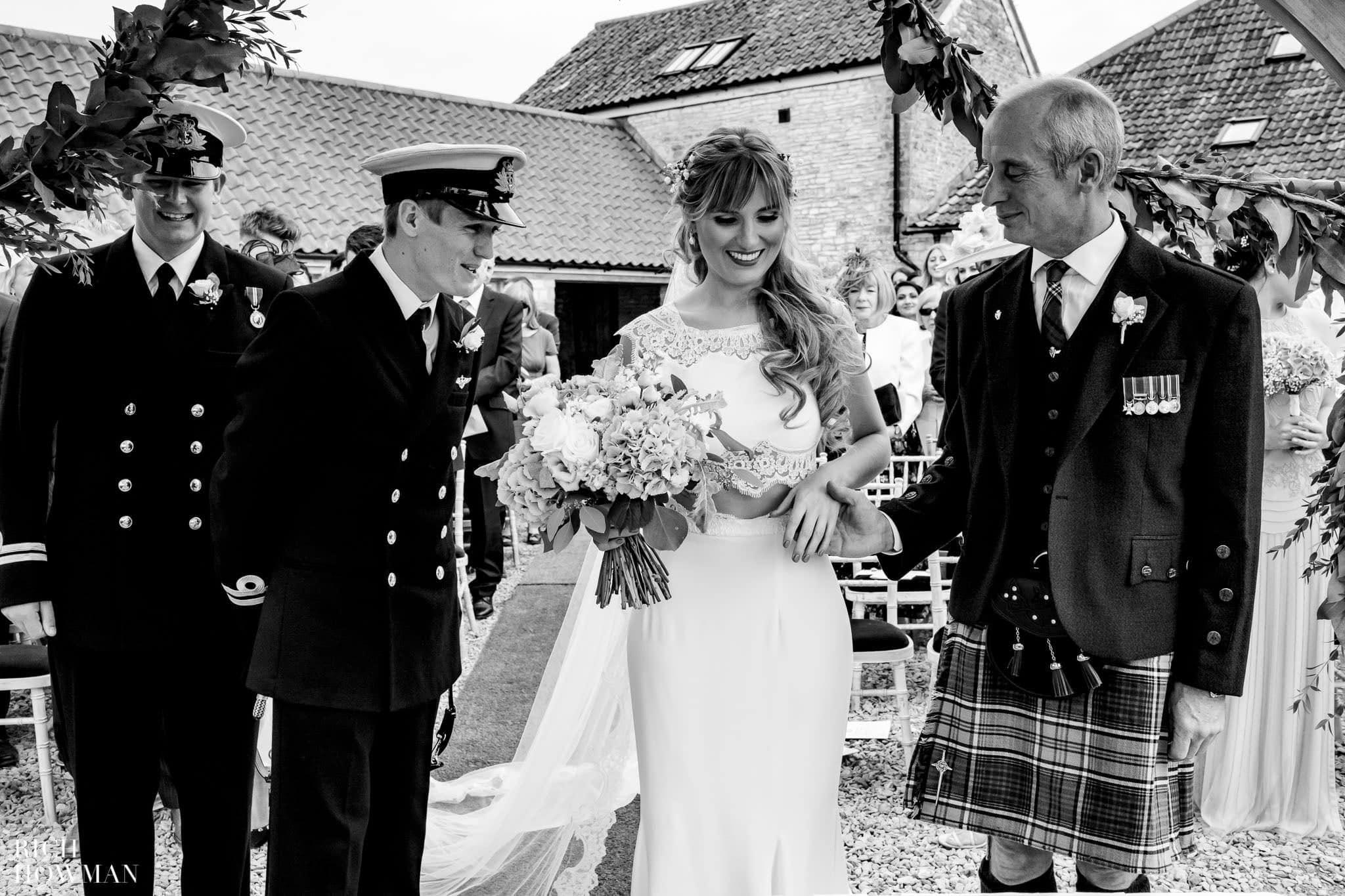 Royal Navy Wedding Photographers 553