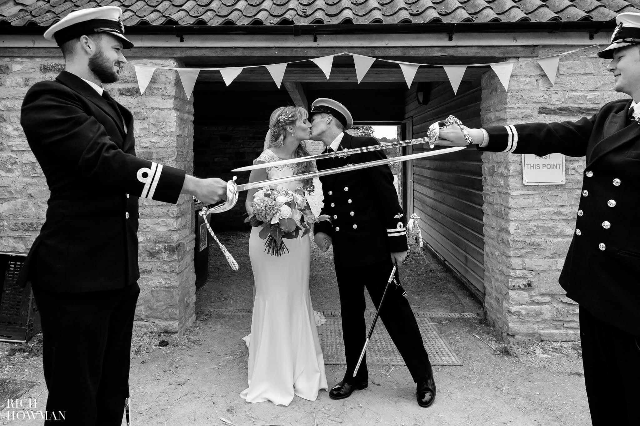 Royal Navy Wedding Photographers 579