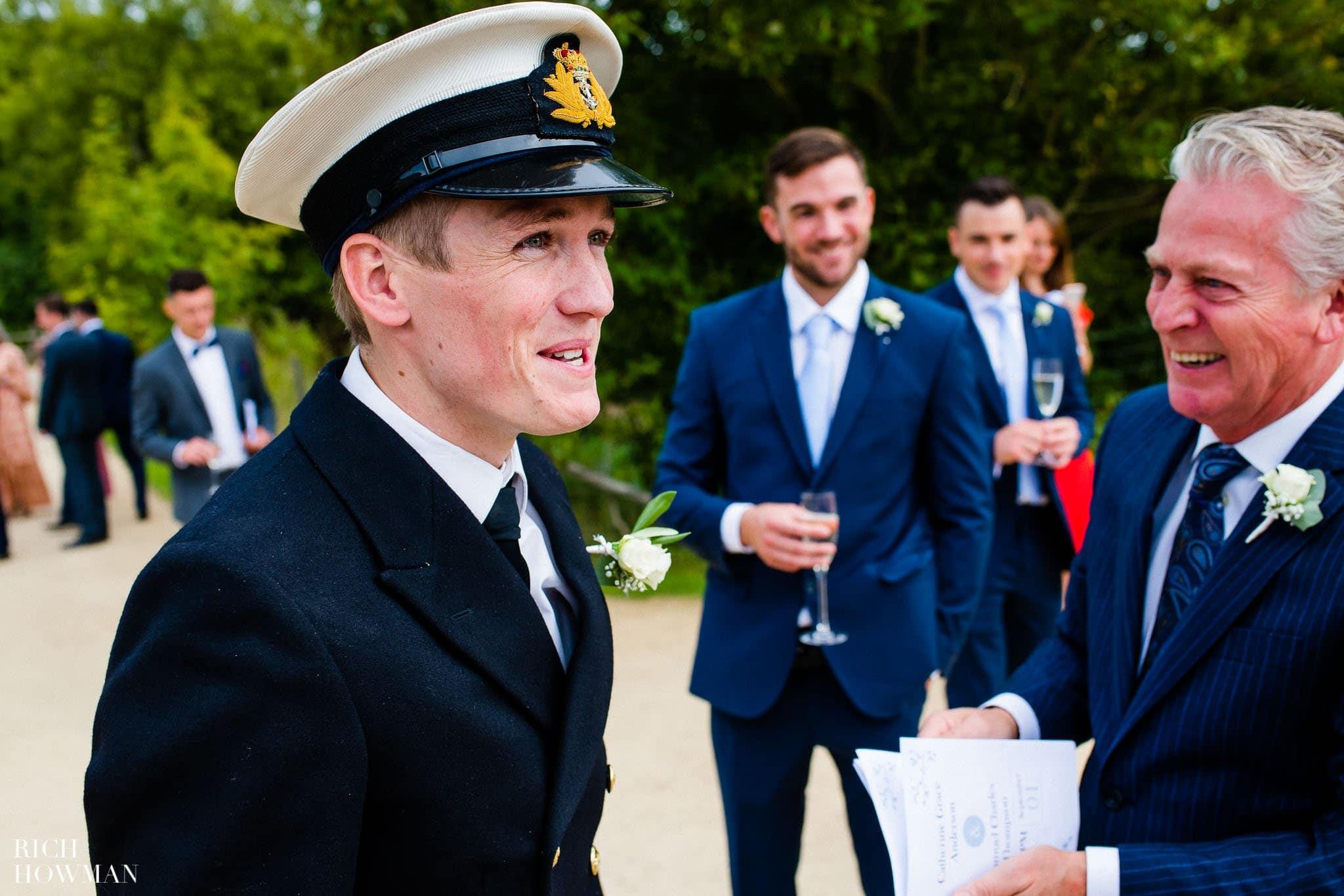 Royal Navy Wedding Photographers 584