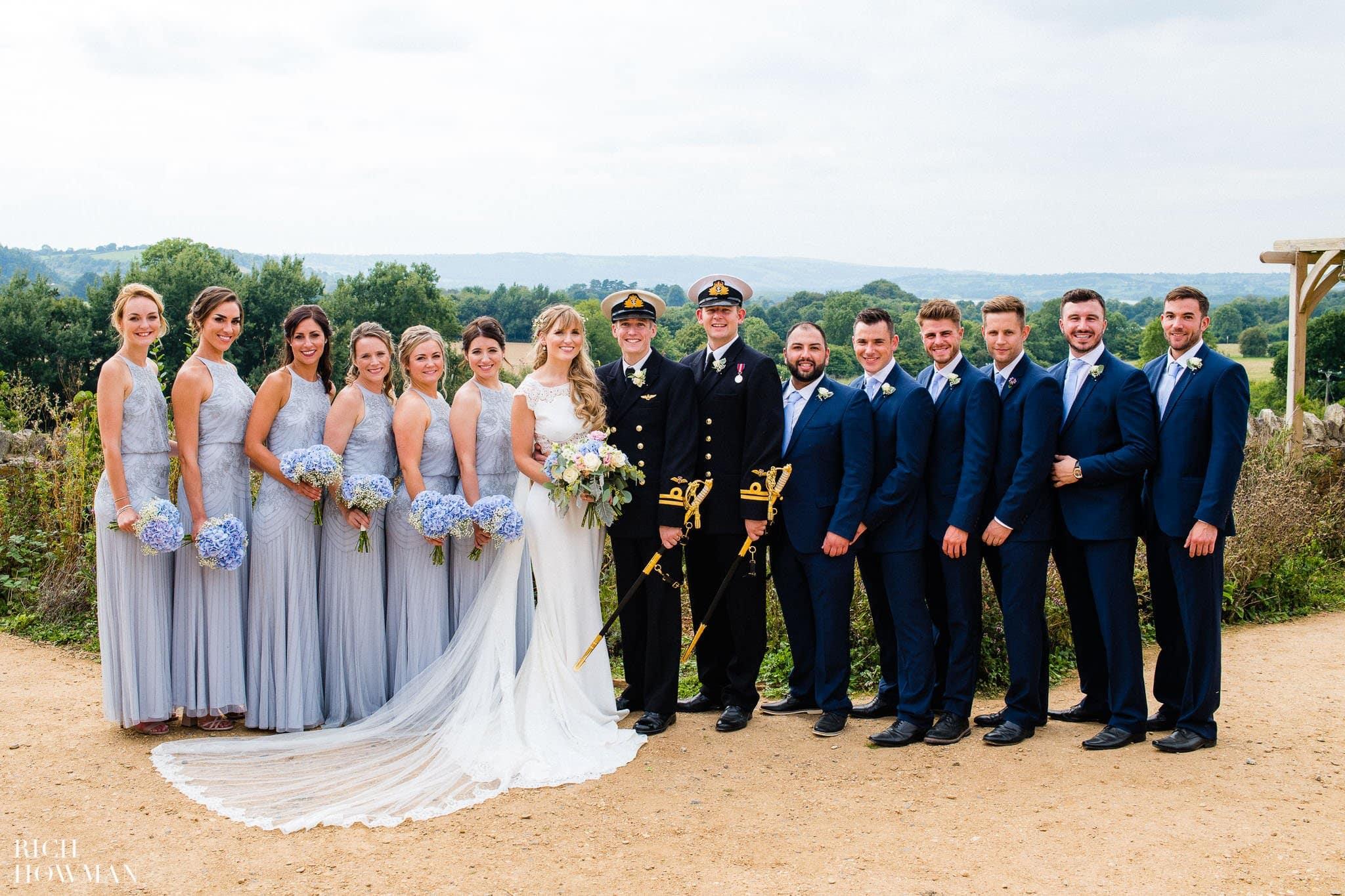 Royal Navy Wedding Photographers 590