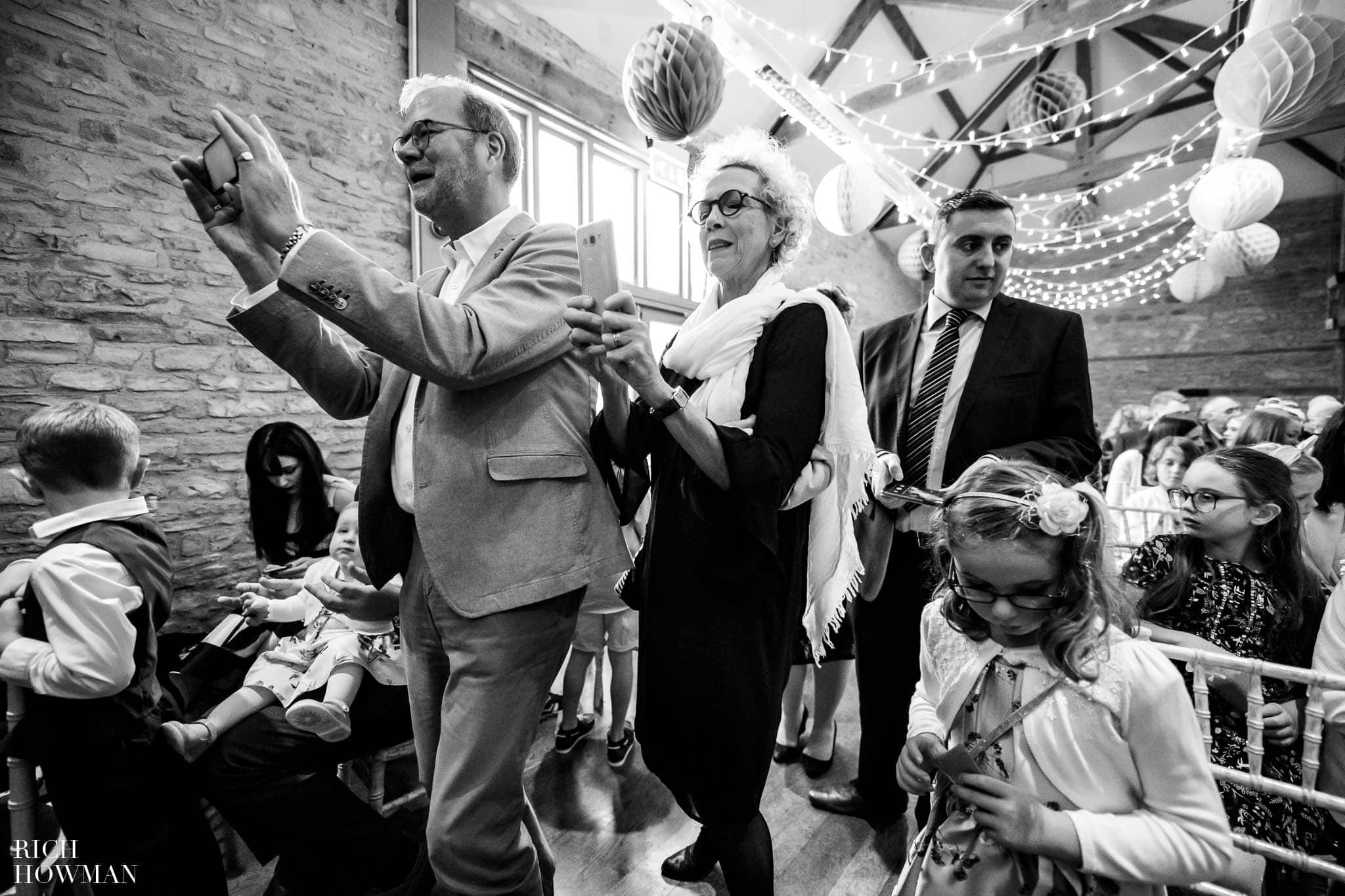 Outdoor Wedding in Bristol   Barn Wedding Photographers 251