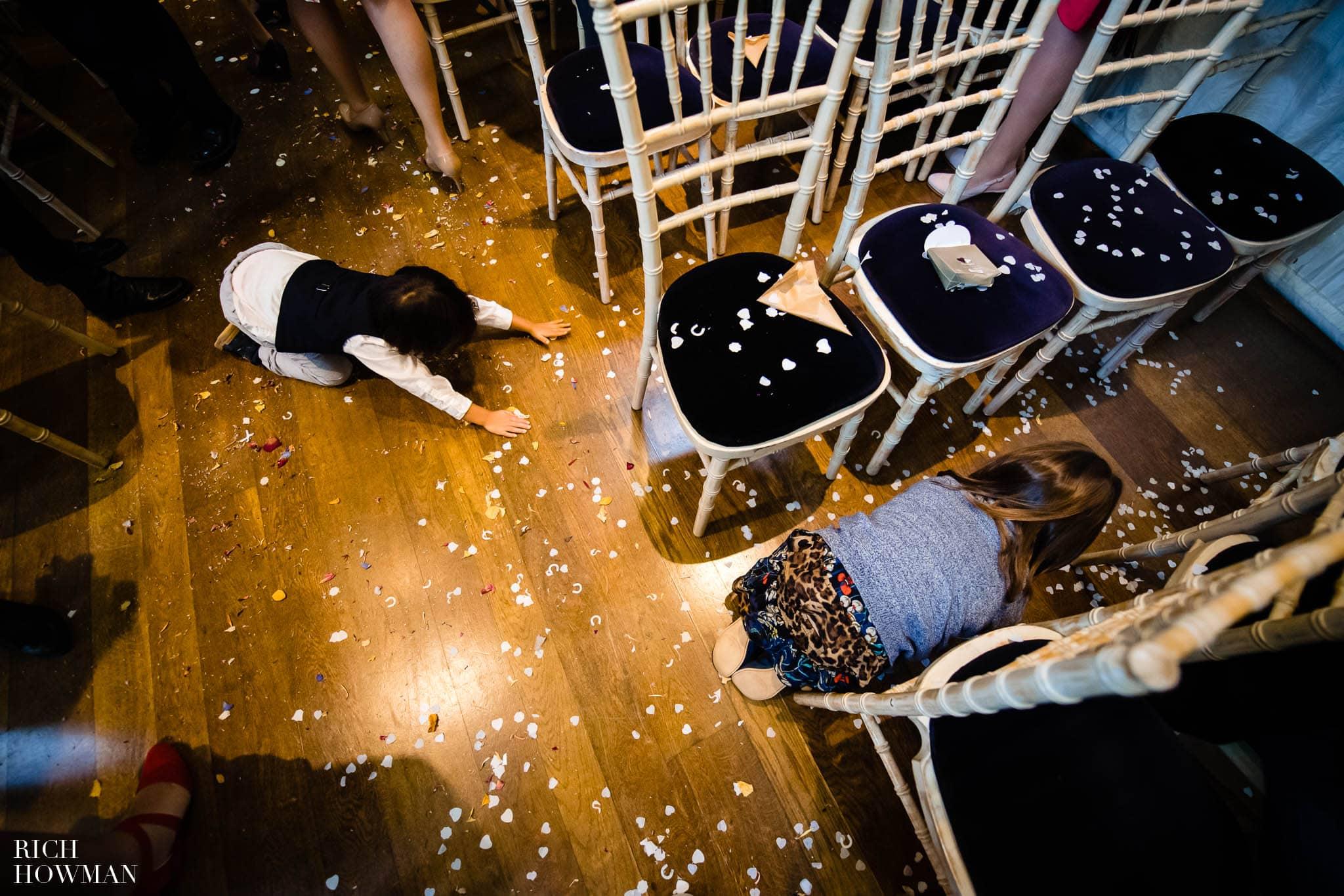 Outdoor Wedding in Bristol   Barn Wedding Photographers 253
