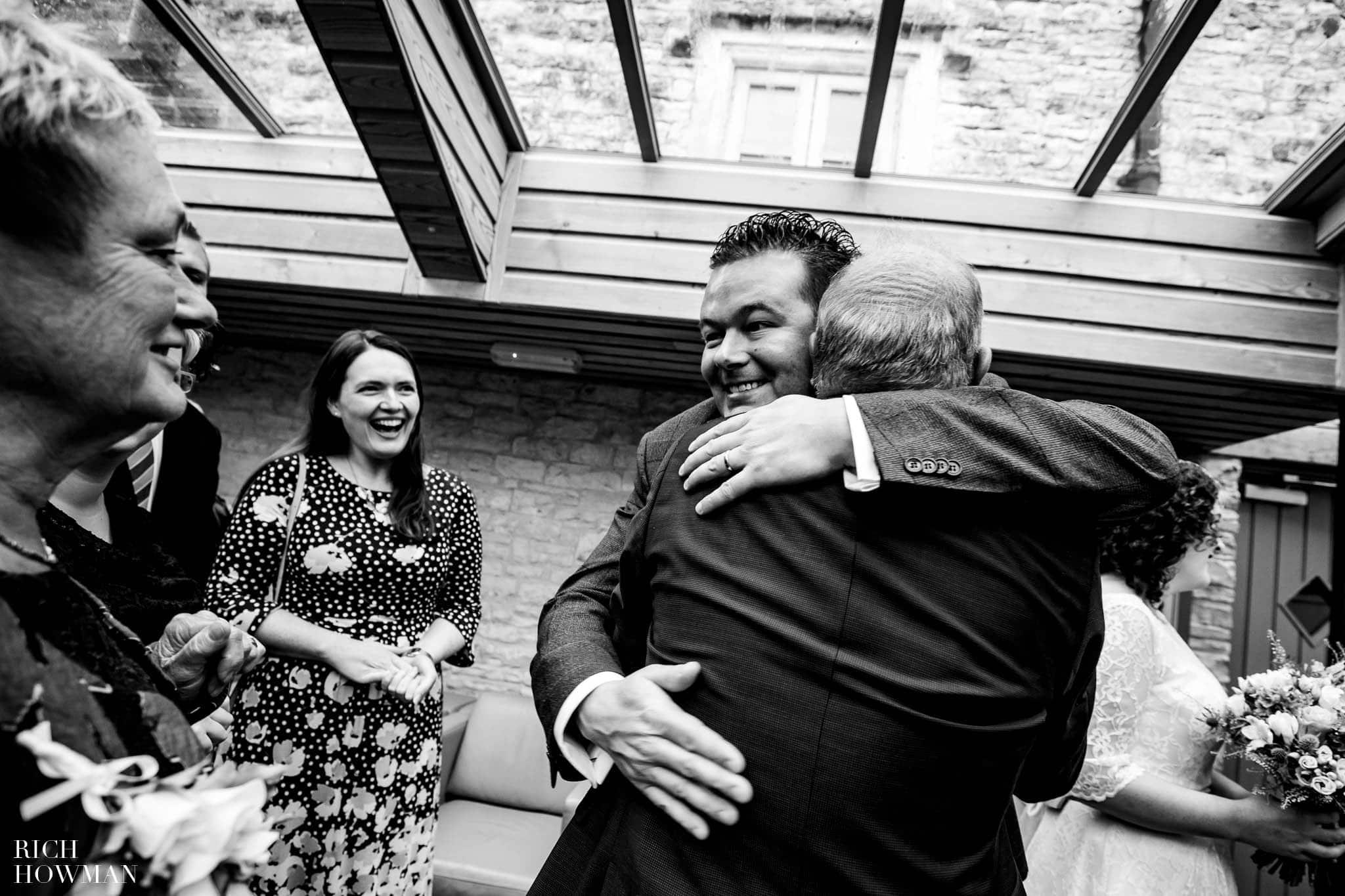 Outdoor Wedding in Bristol   Barn Wedding Photographers 255