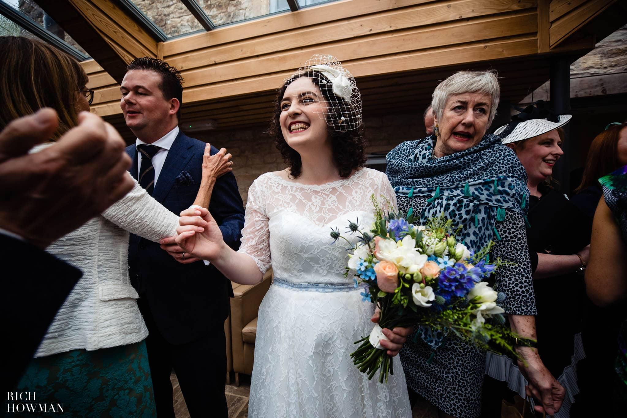 Outdoor Wedding in Bristol   Barn Wedding Photographers 256