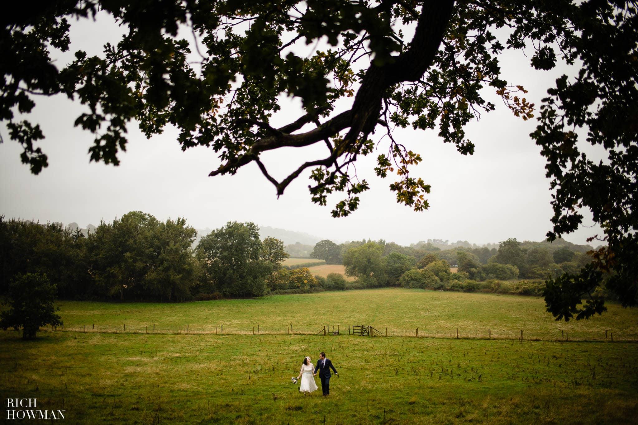 Outdoor Wedding in Bristol   Barn Wedding Photographers 275