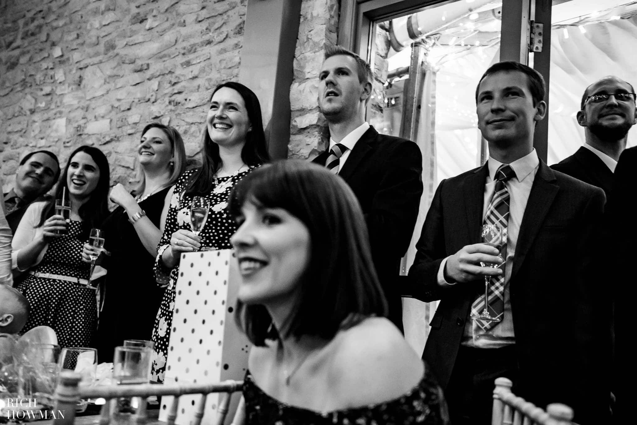 Outdoor Wedding in Bristol   Barn Wedding Photographers 280