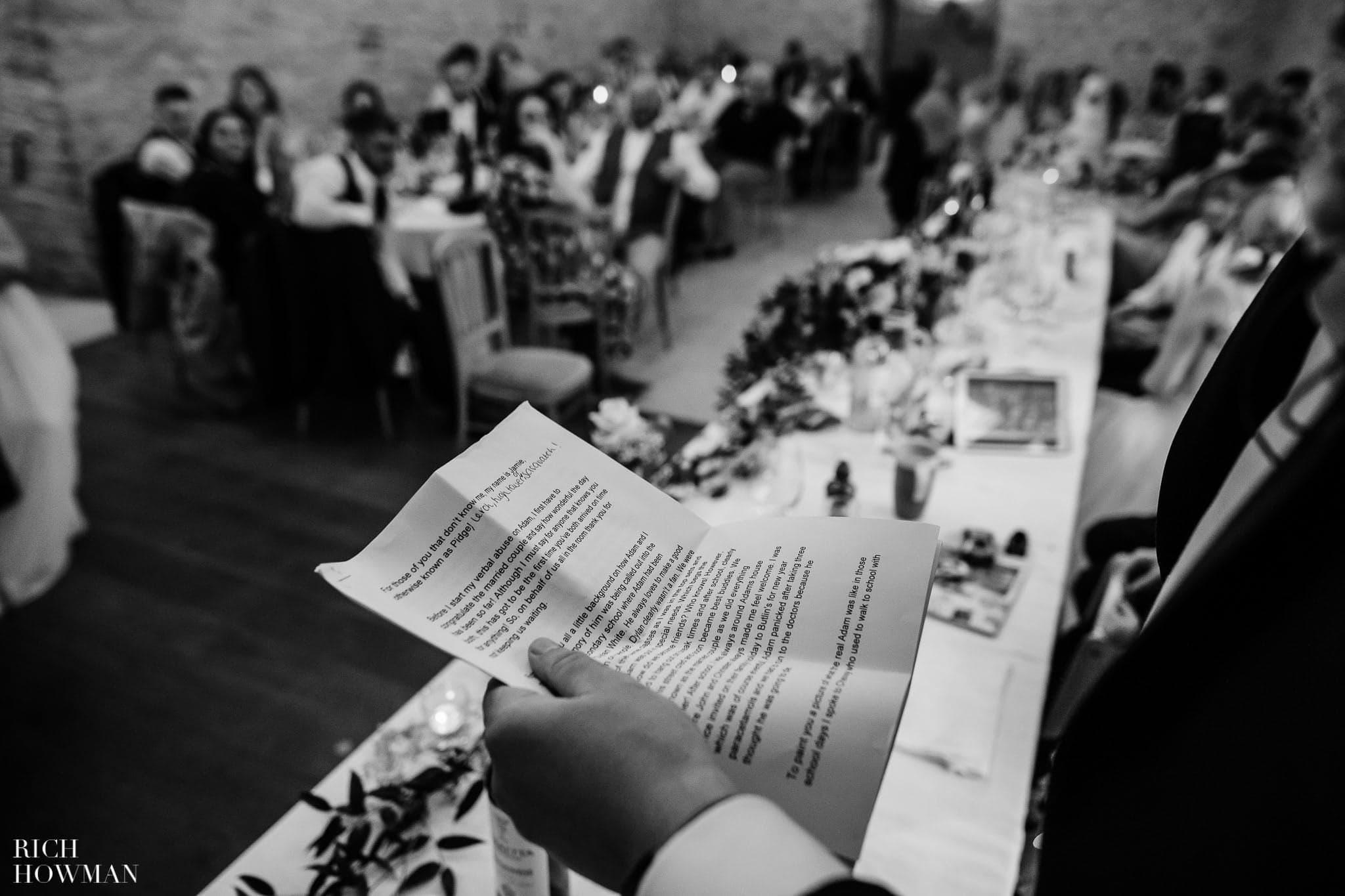 Kingscote Barn Wedding Photographer in Gloucestershire 586