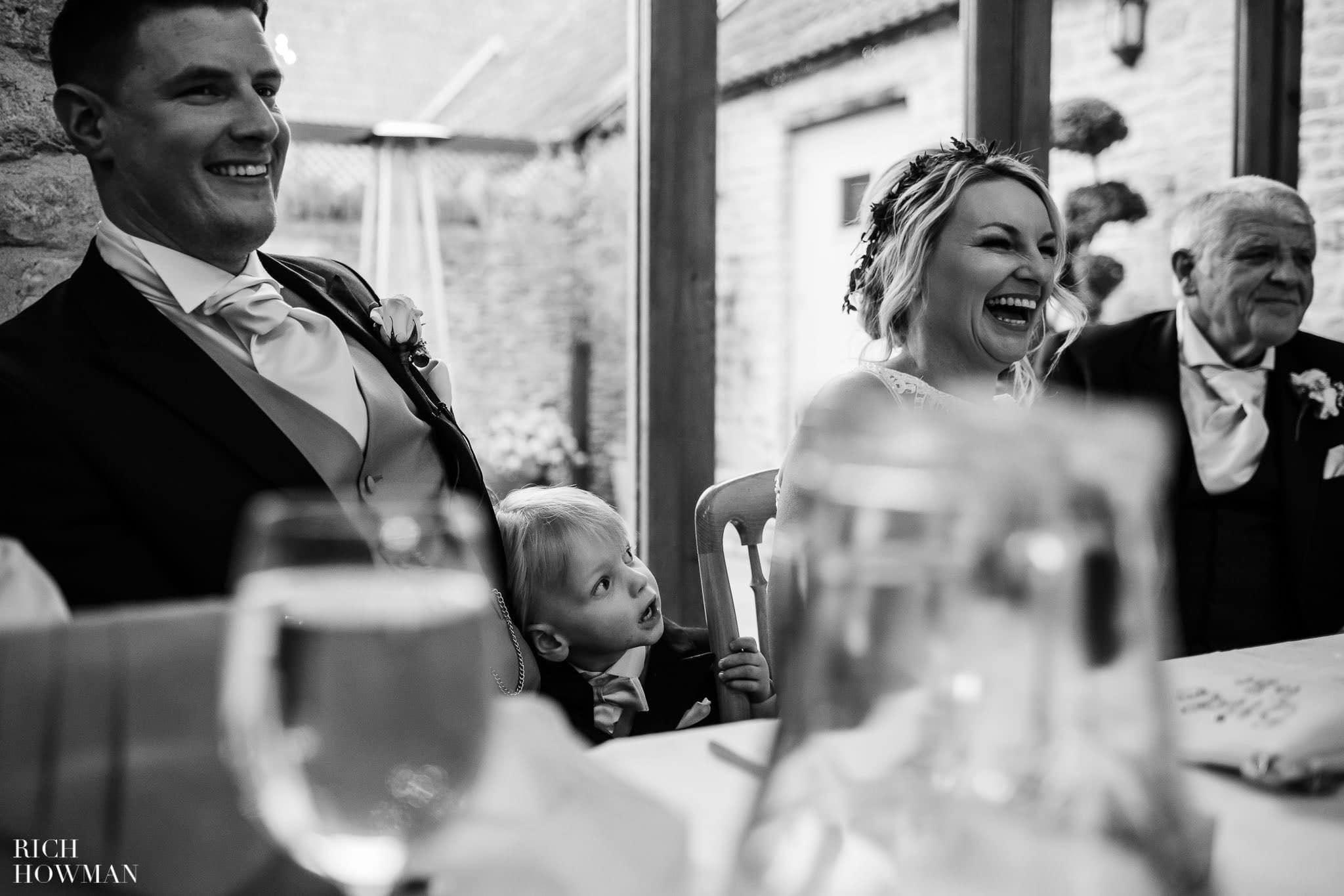 Kingscote Barn Wedding Photographer in Gloucestershire 593