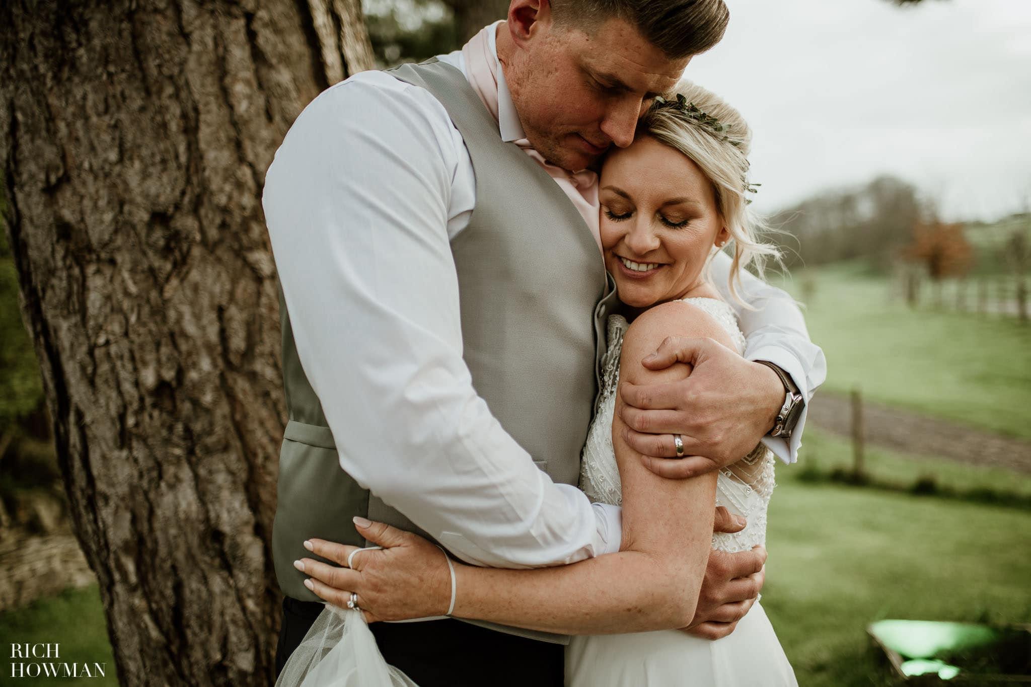 Kingscote Barn Wedding Photographer in Gloucestershire 597