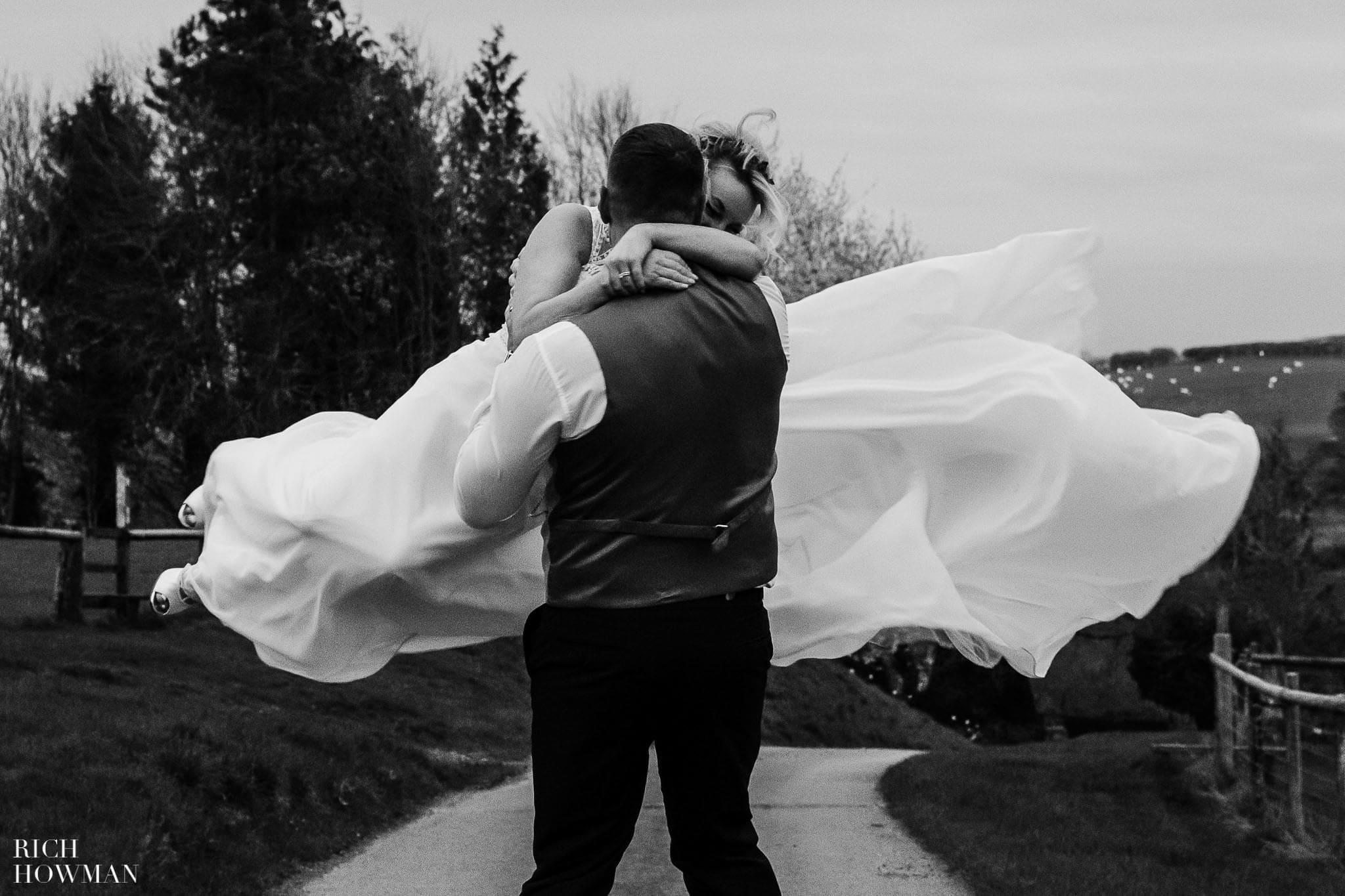 Kingscote Barn Wedding Photographer 65