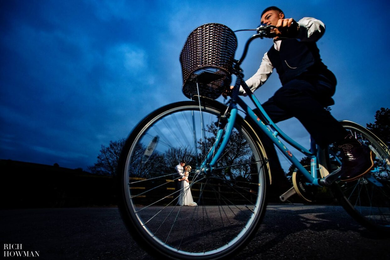 Kingscote Barn Wedding Photographers