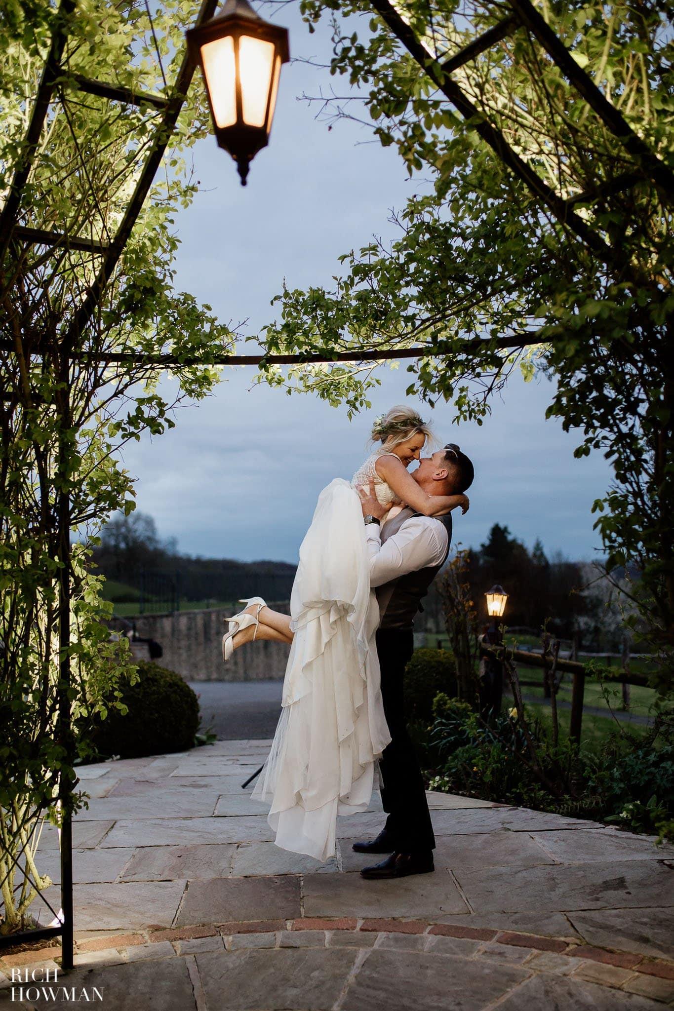 Kingscote Barn Wedding Photographer 64