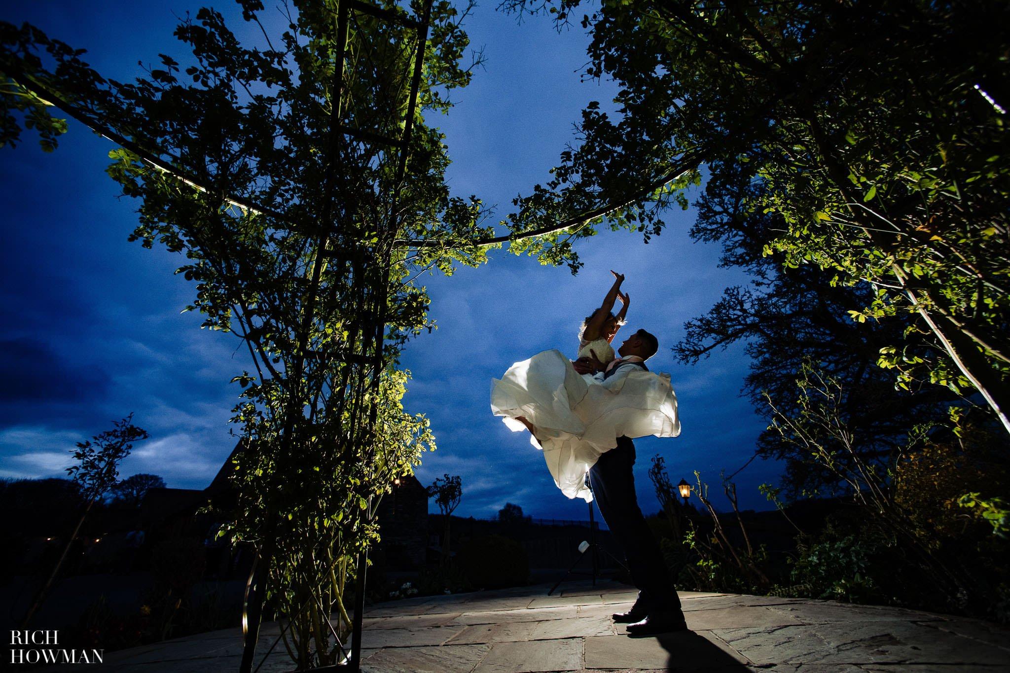 Kingscote Barn Wedding Photographer in Gloucestershire 613
