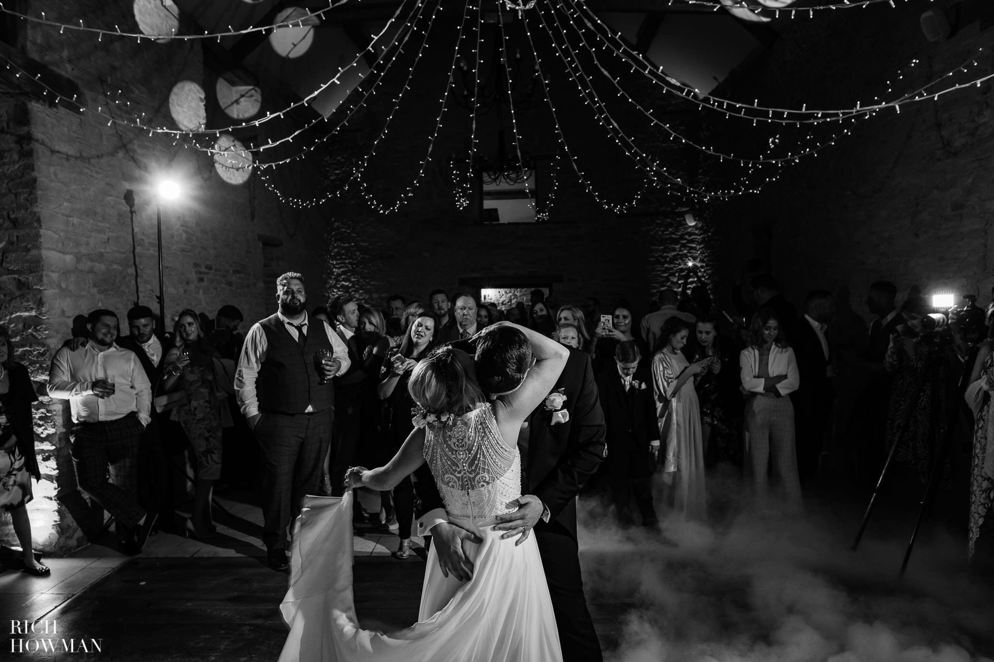 Kingscote Barn Wedding Photographer 12