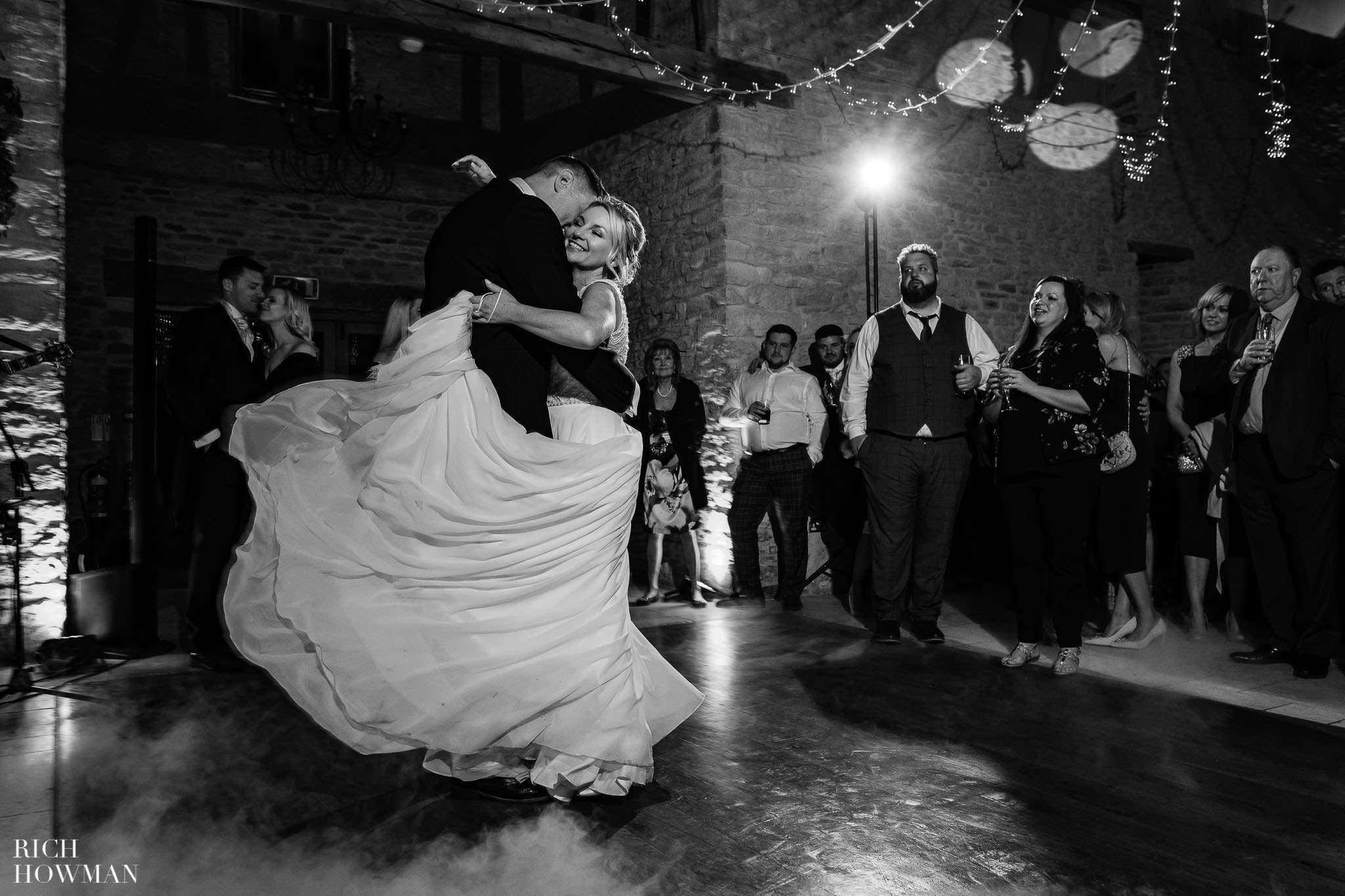 Kingscote Barn Wedding Photographer in Gloucestershire 619