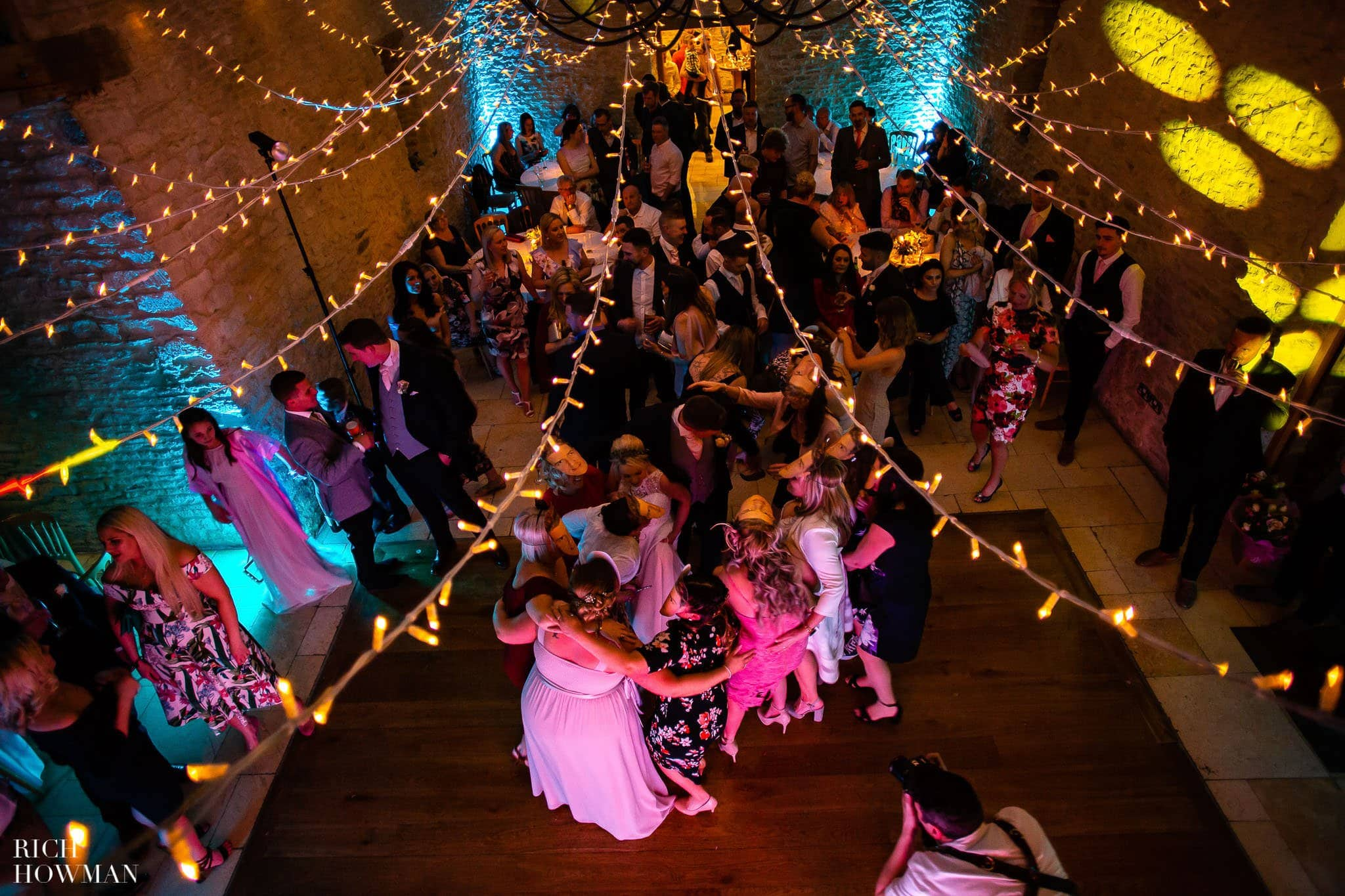 Kingscote Barn Wedding Photographer 71