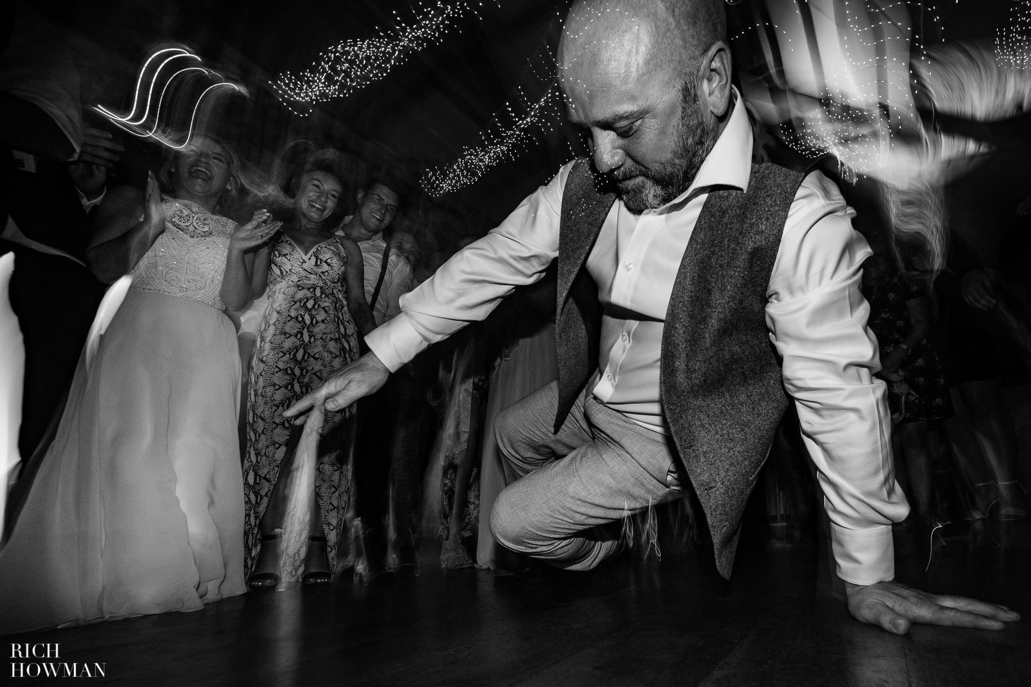 Kingscote Barn Wedding Photographer 103