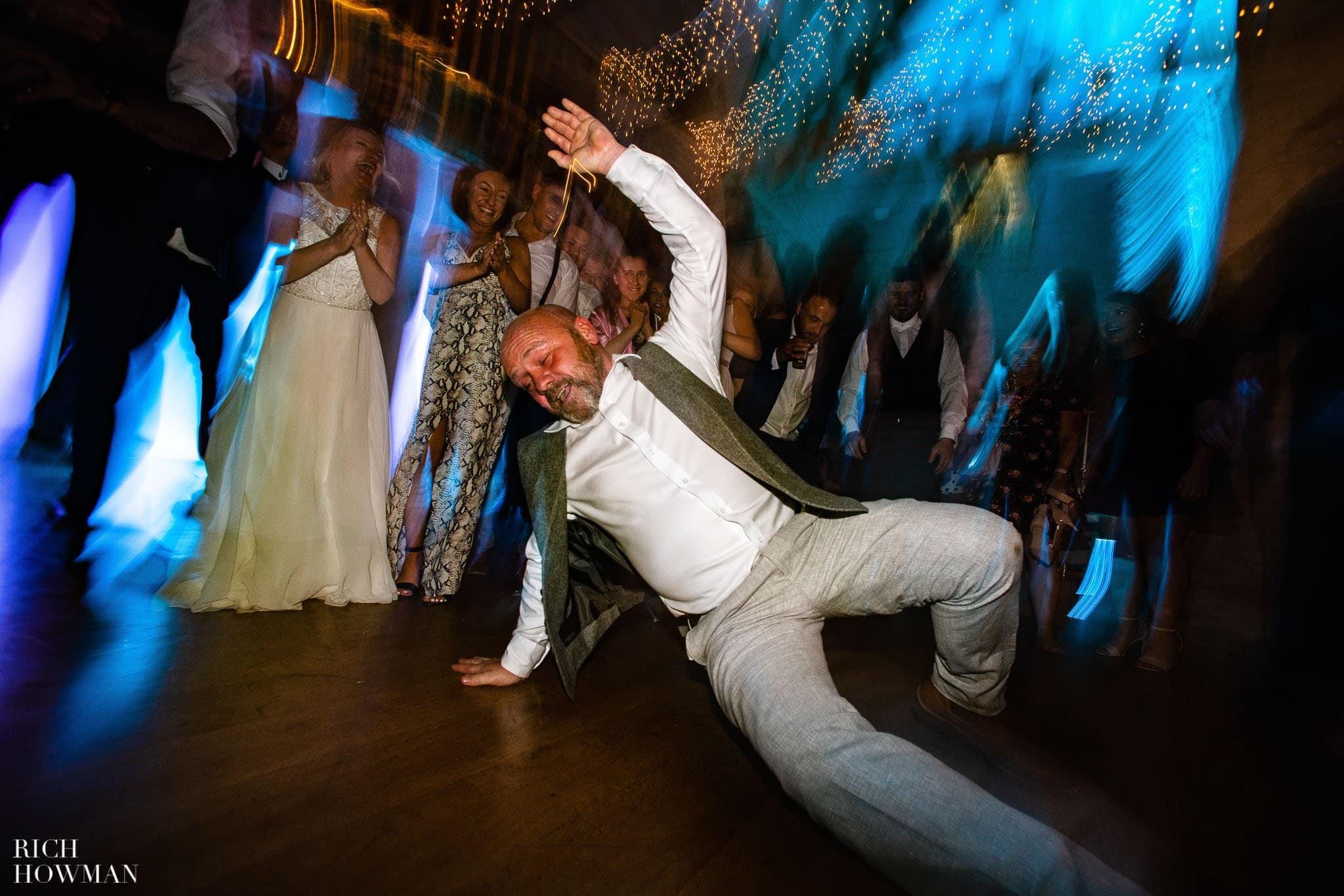 Kingscote Barn Wedding Photographer 104