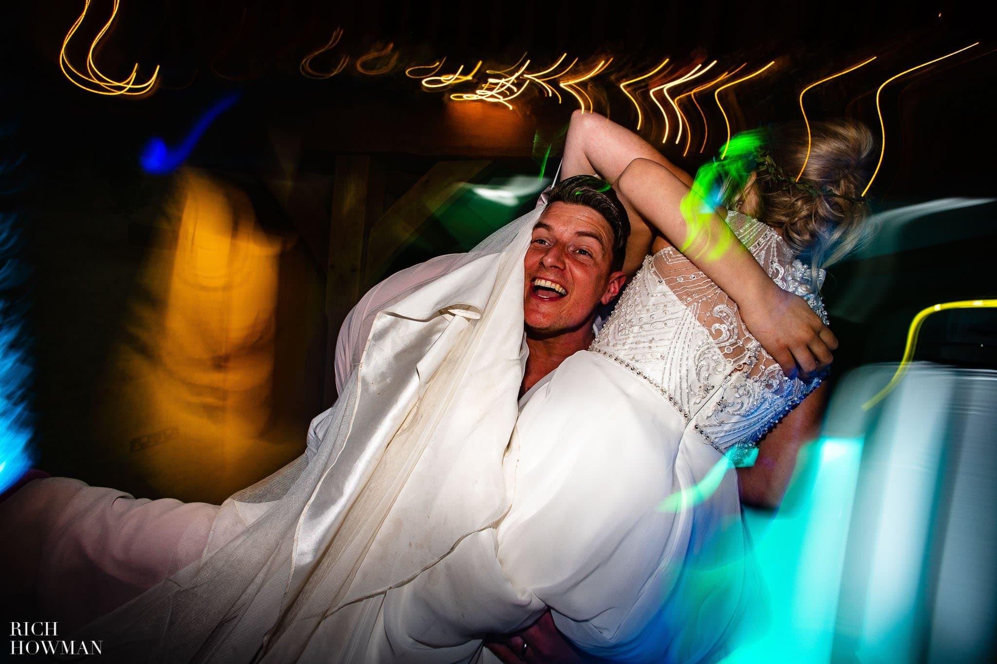 Kingscote Barn Wedding Photographer 113