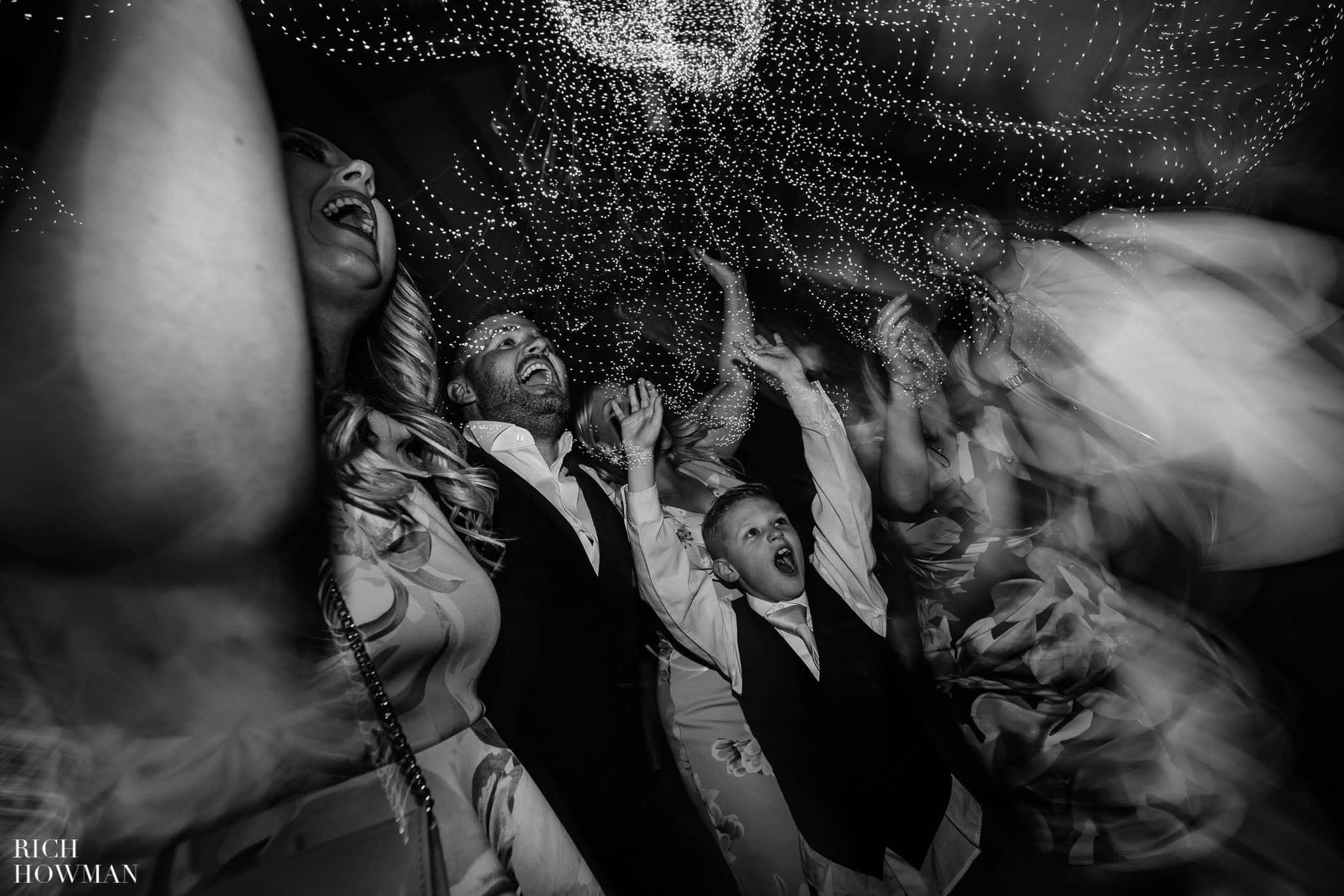 Kingscote Barn Wedding Photographer in Gloucestershire 722