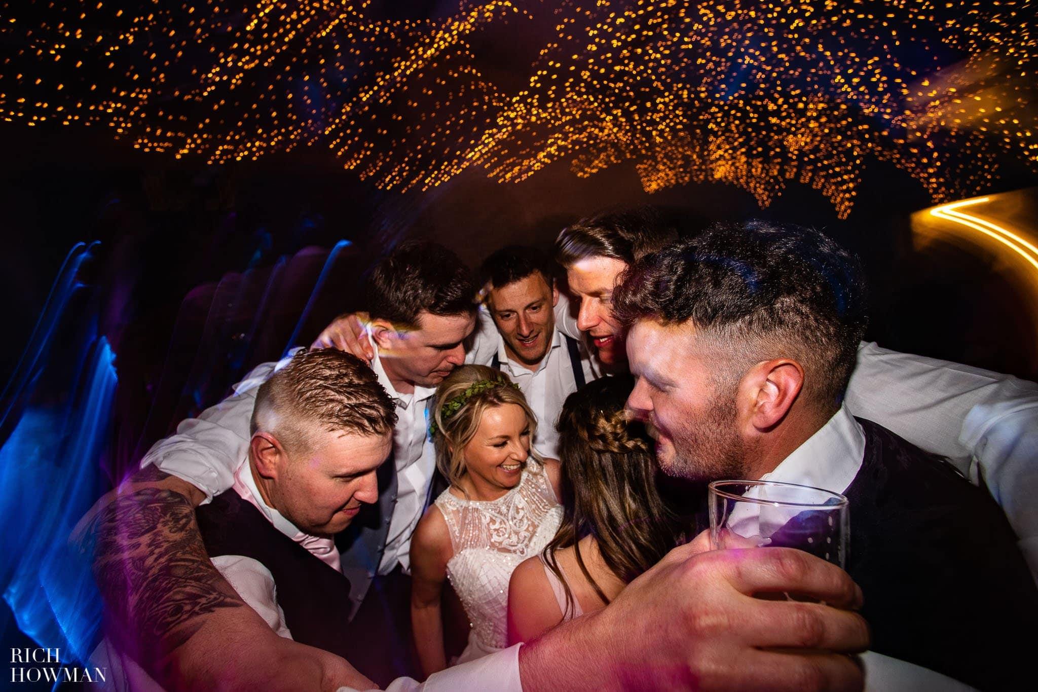 Kingscote Barn Wedding Photographer in Gloucestershire 728