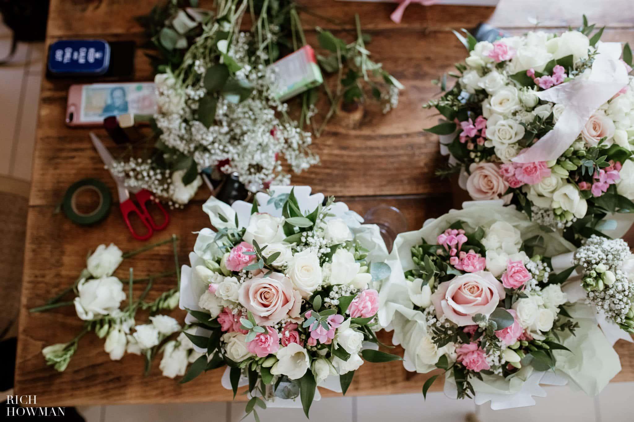 Kingscote Barn Wedding Photographer in Gloucestershire 516