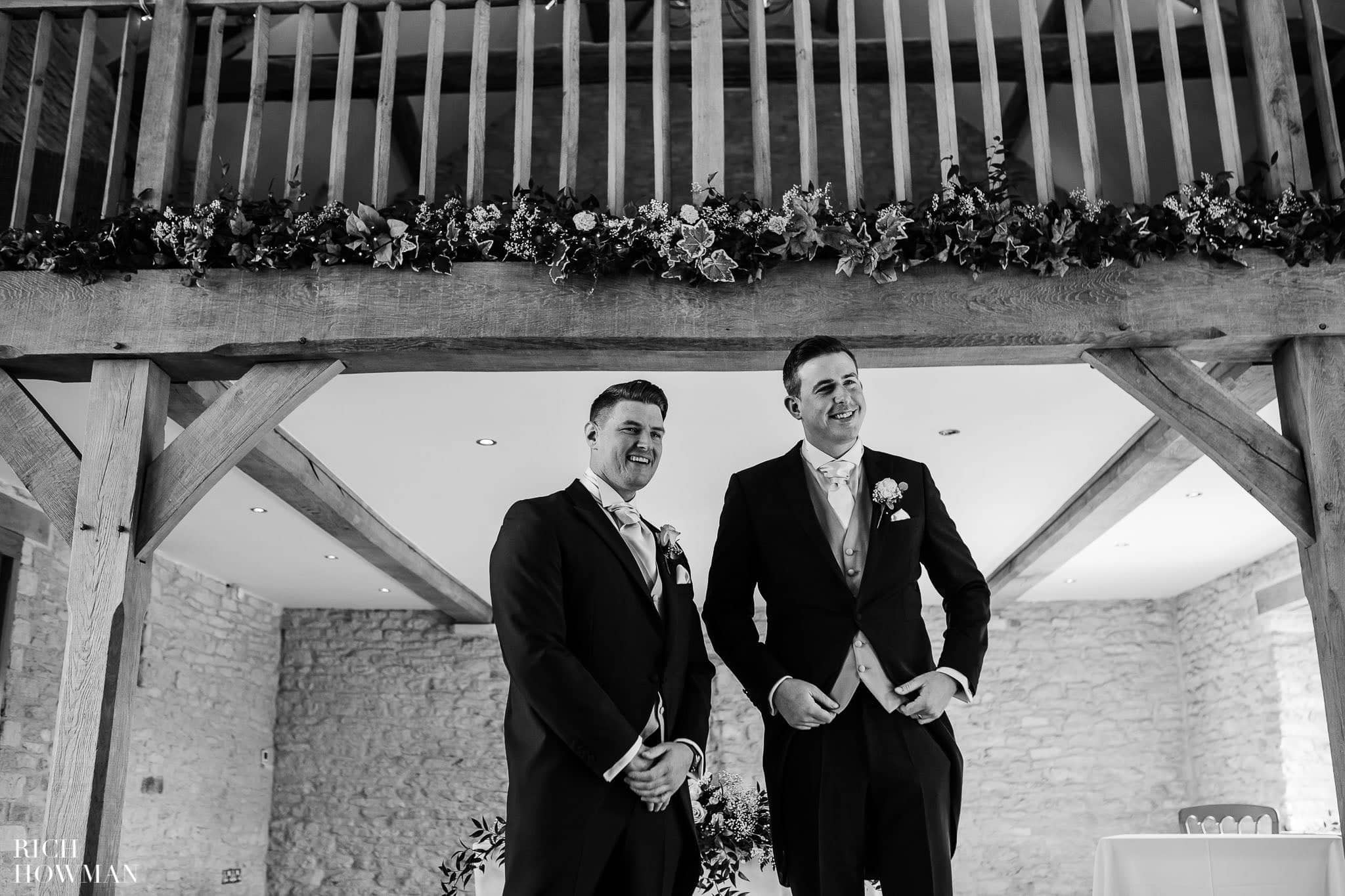 Kingscote Barn Wedding Photographer in Gloucestershire 525