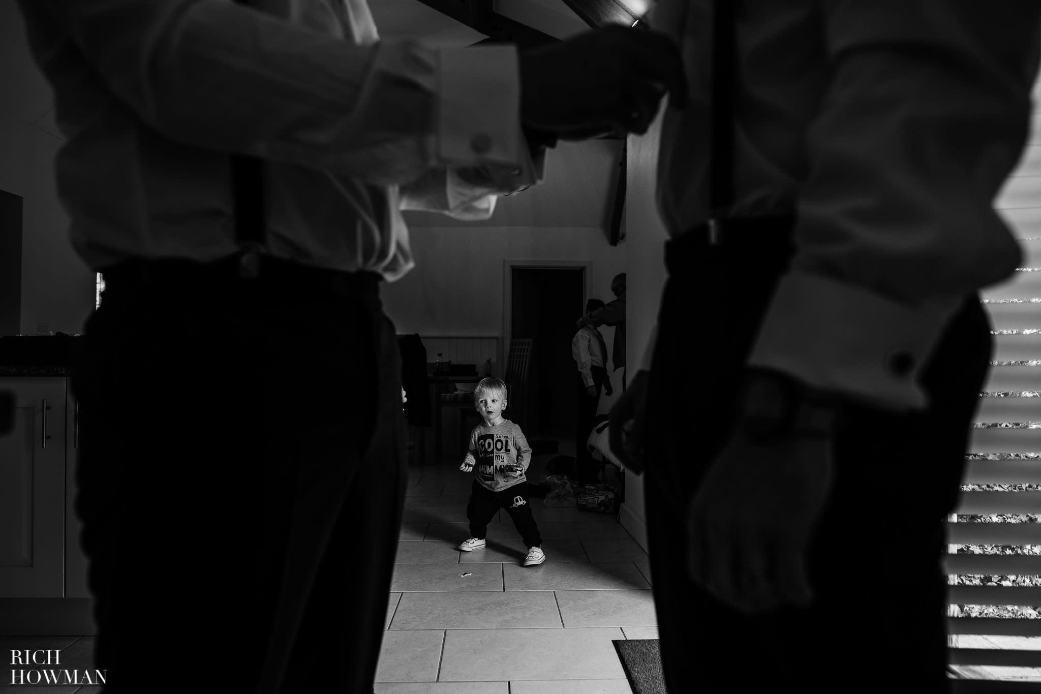 Kingscote Barn Wedding Photographer in Gloucestershire 490