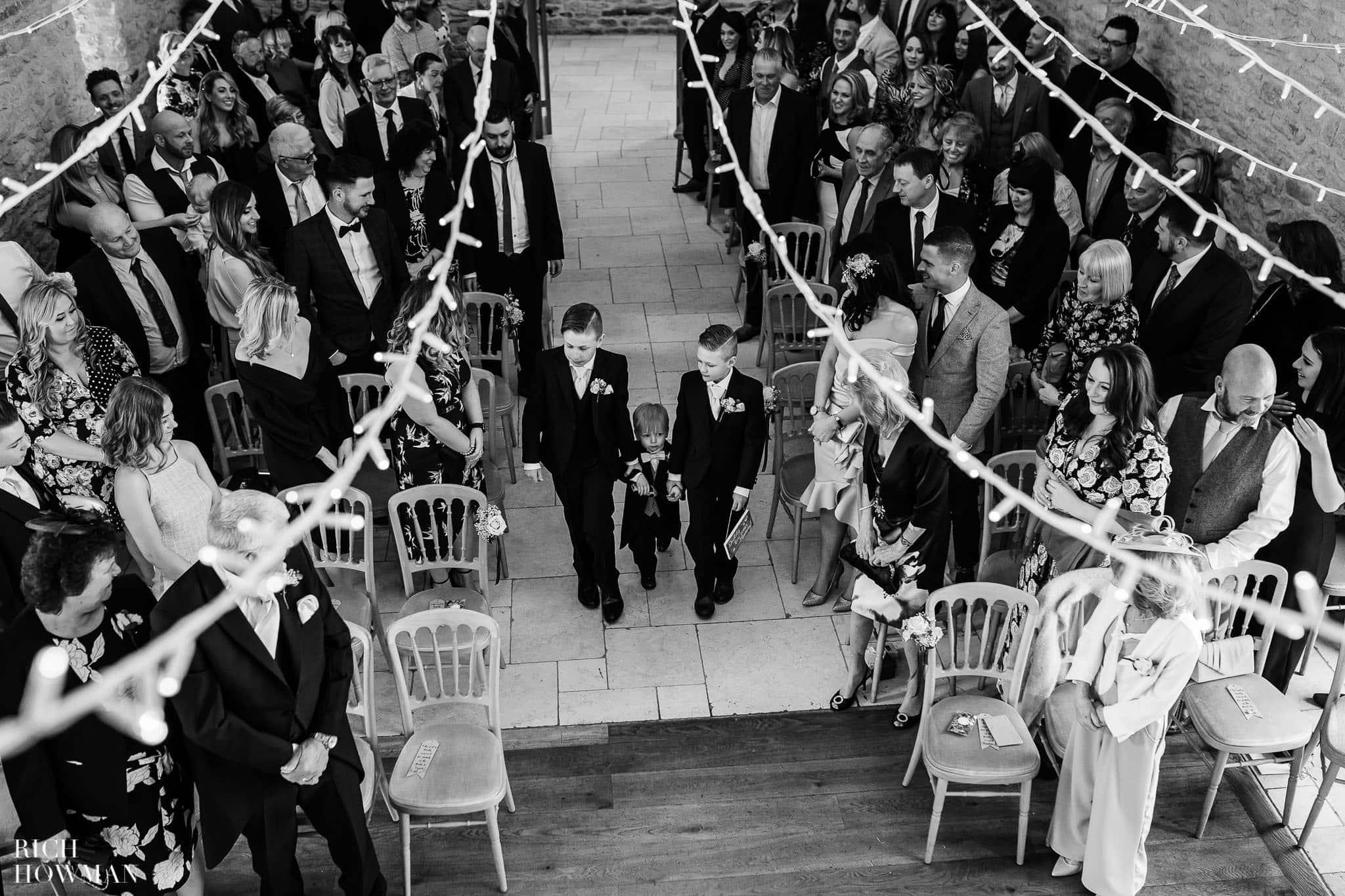 Kingscote Barn Wedding Photographer in Gloucestershire 536
